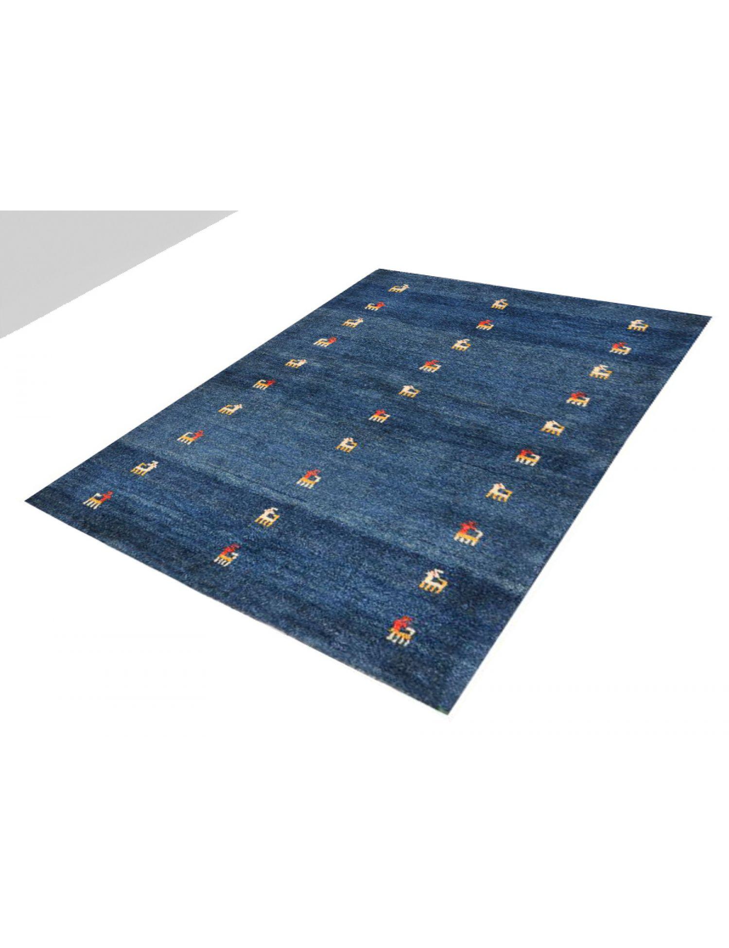 Alfombras modernas  azul <br/>113 x 89 cm