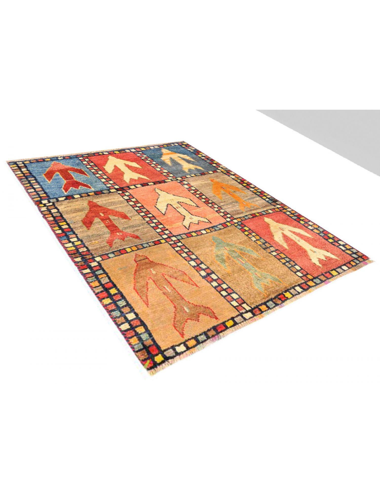 Moderne Teppiche  mehrfarbig <br/>130 x 94 cm