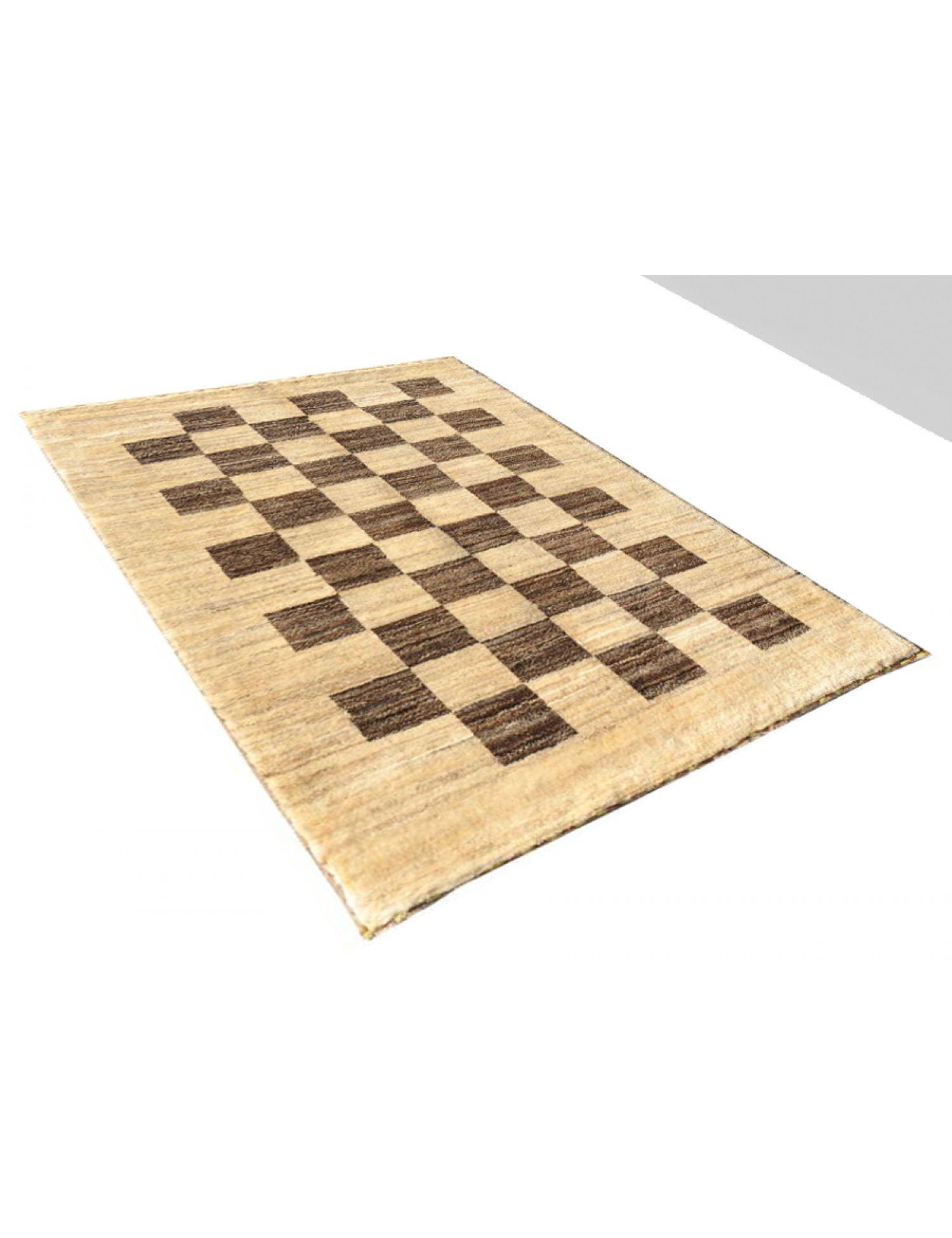 Moderne Teppiche  braun <br/>115 x 87 cm