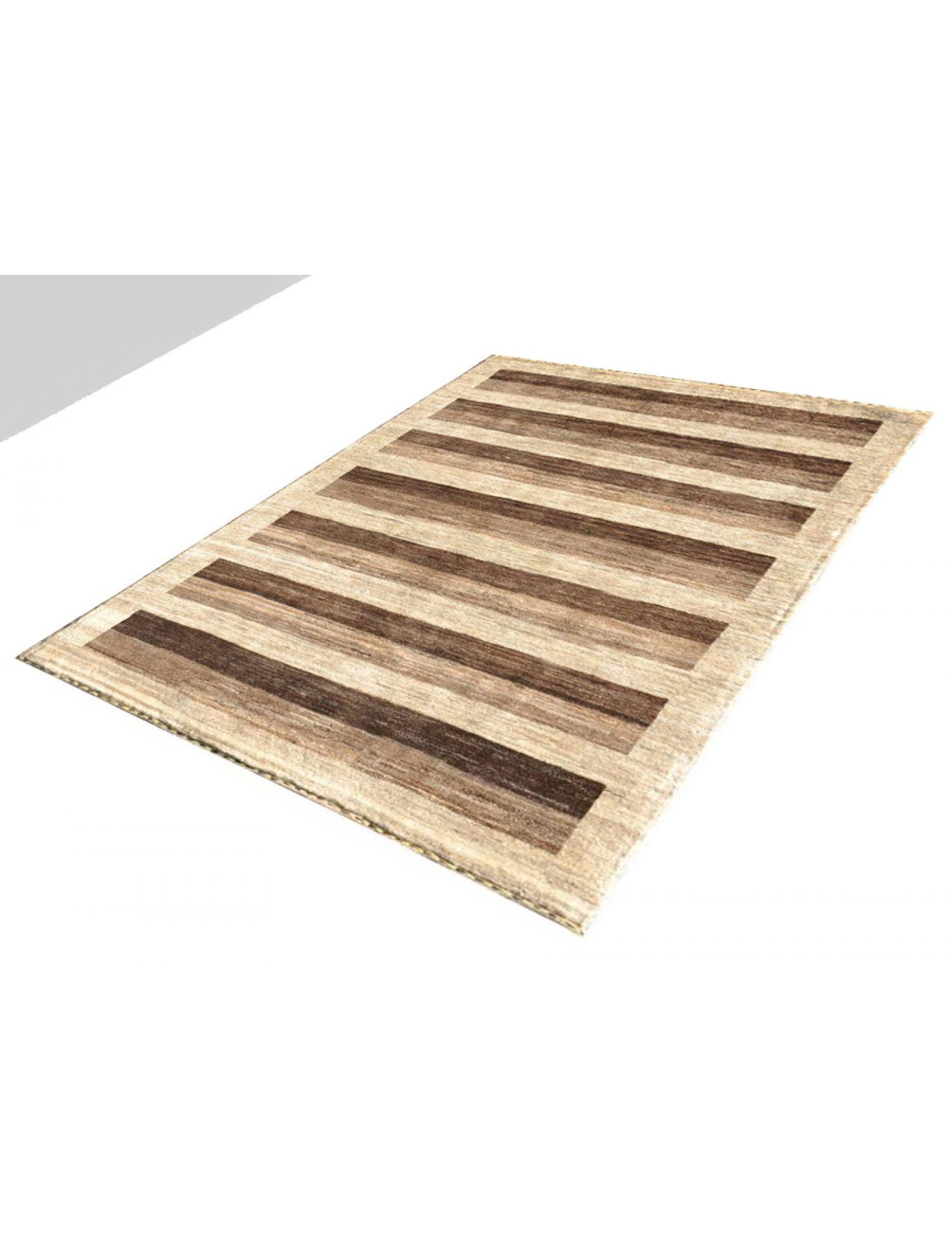 Moderne Teppiche  braun <br/>200 x 154 cm