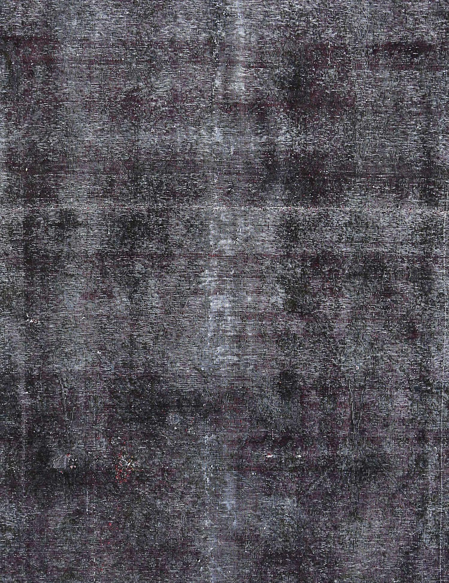 Tappeto Vintage  nero <br/>262 x 262 cm