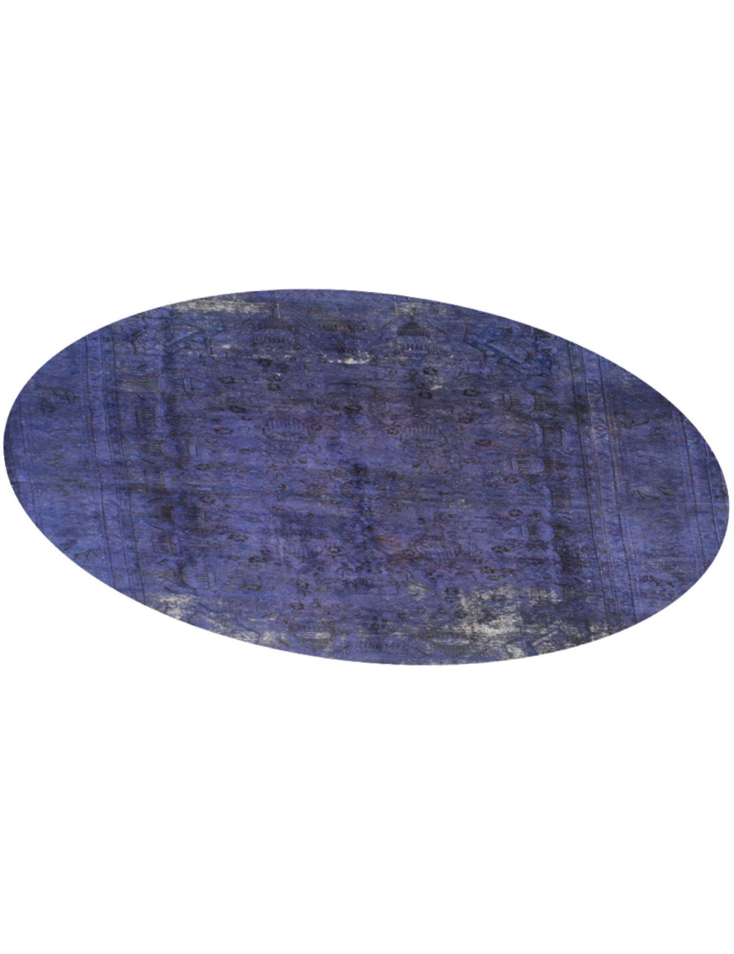 Tappeto Vintage  blu <br/>280 x 280 cm