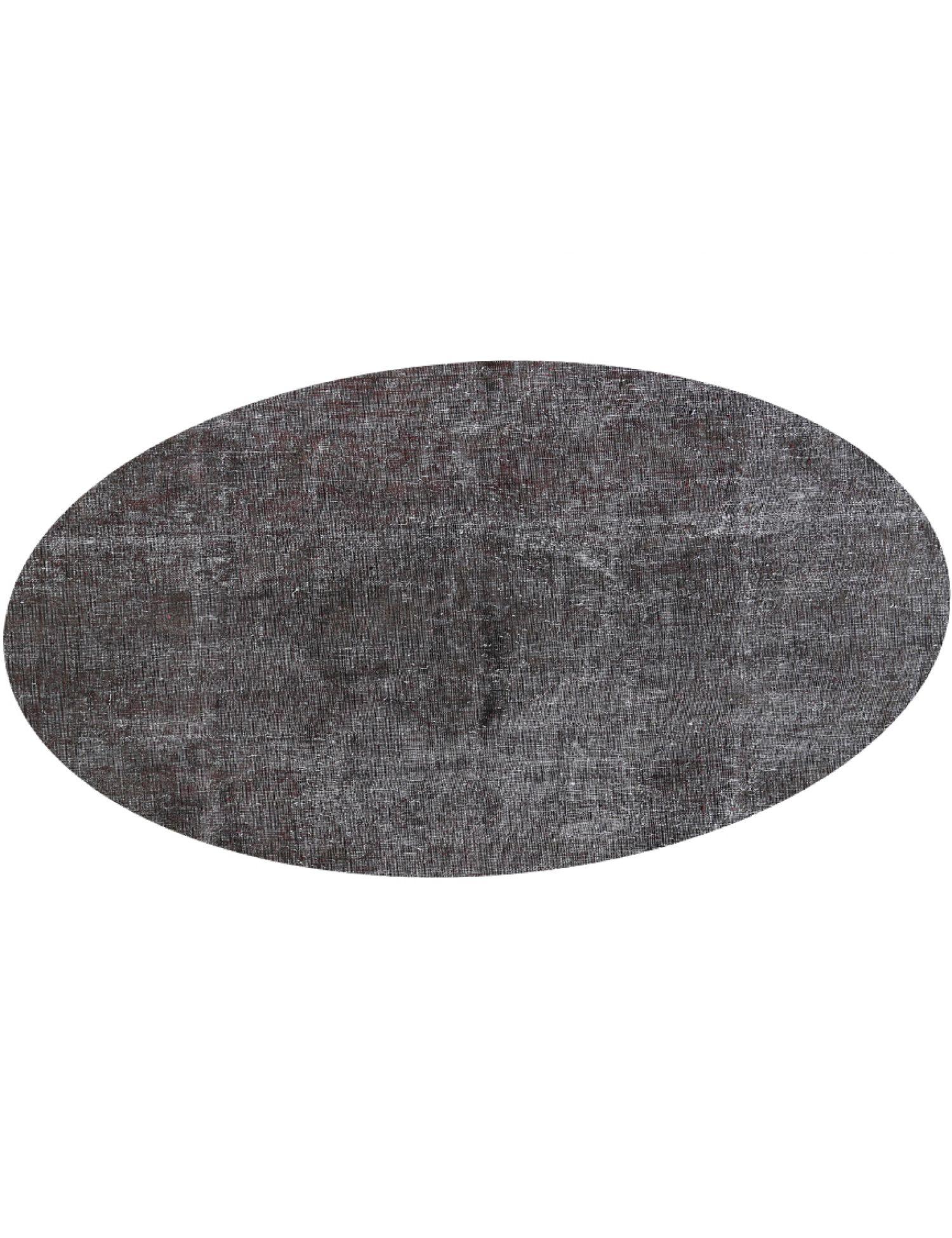 Tappeto Vintage  nero <br/>250 x 250 cm