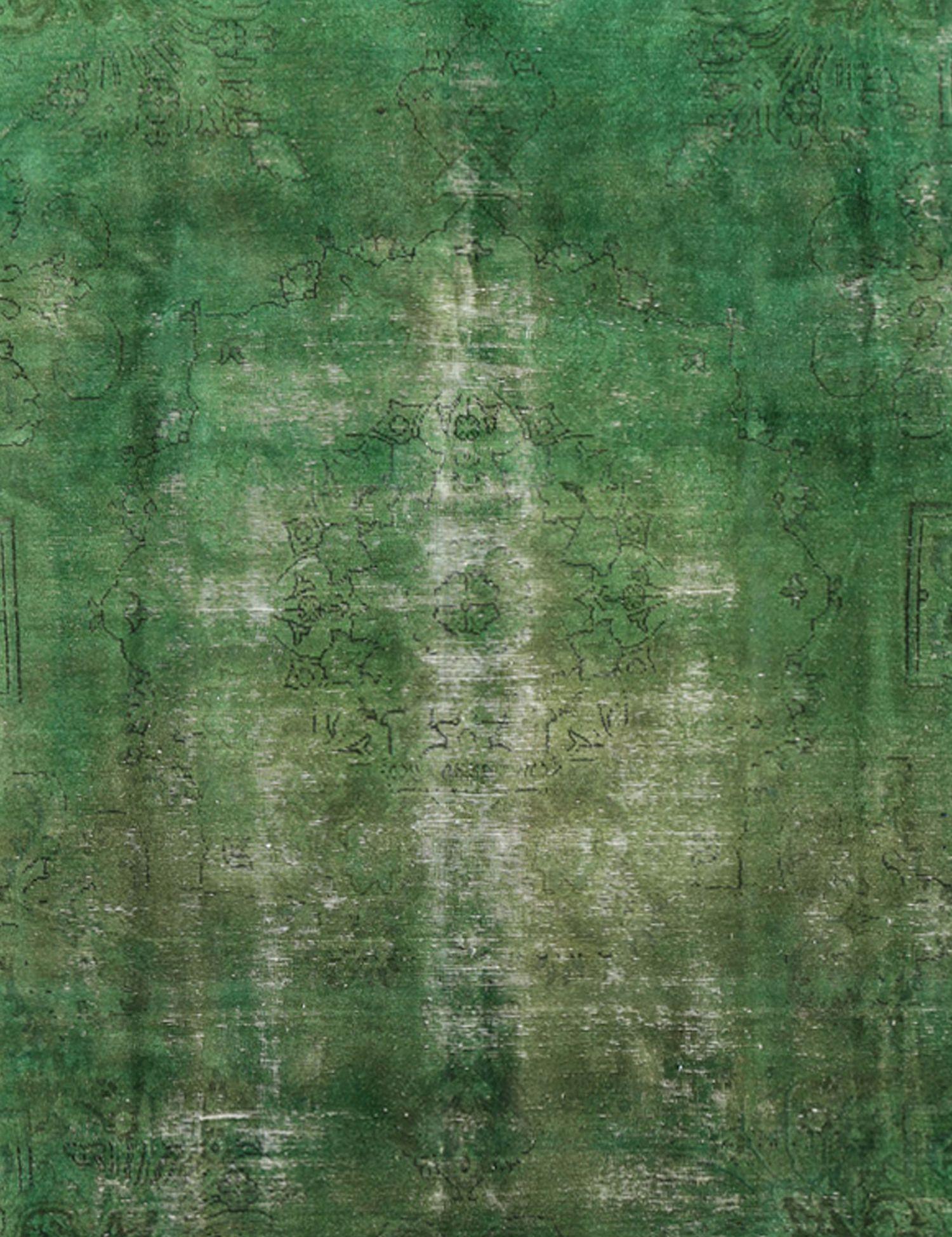 Tappeto Vintage  verde <br/>267 x 267 cm