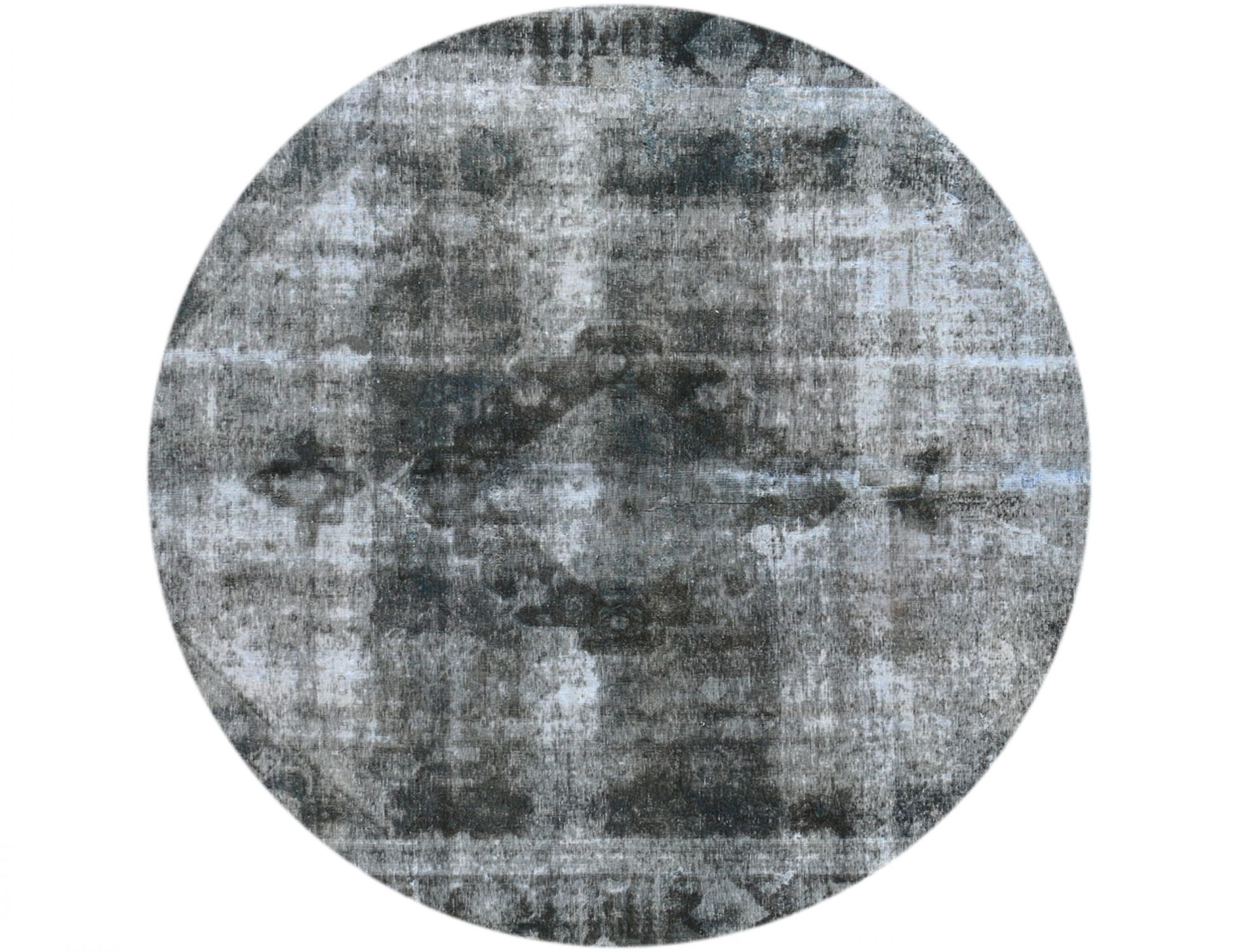 Tappeto Vintage  grigio <br/>272 x 272 cm