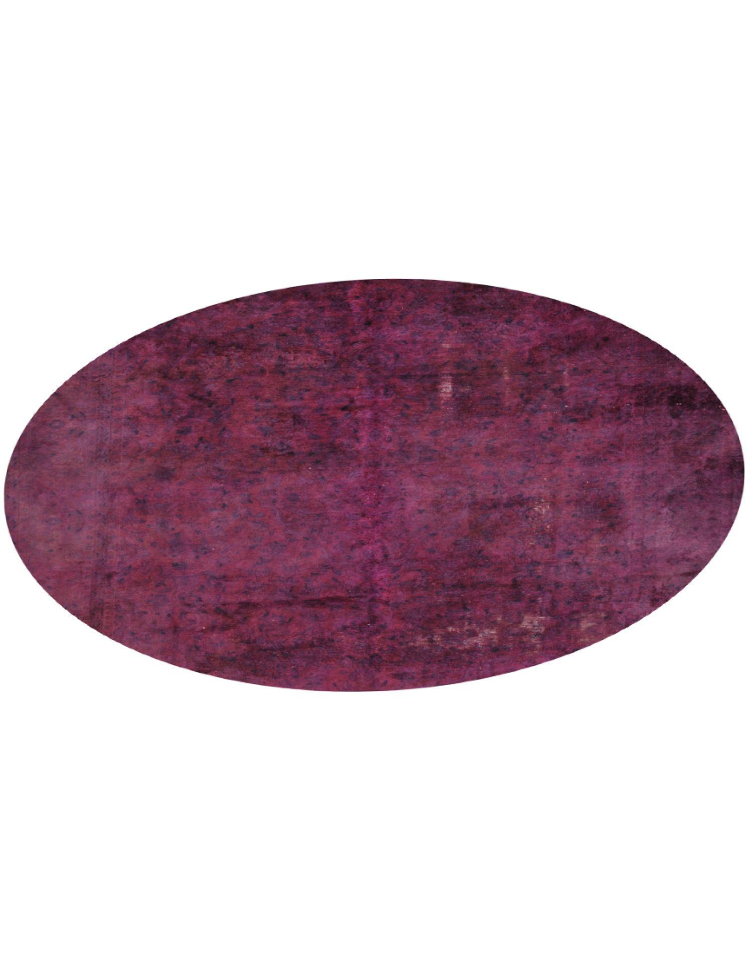 Tappeto Vintage  viola <br/>274 x 274 cm