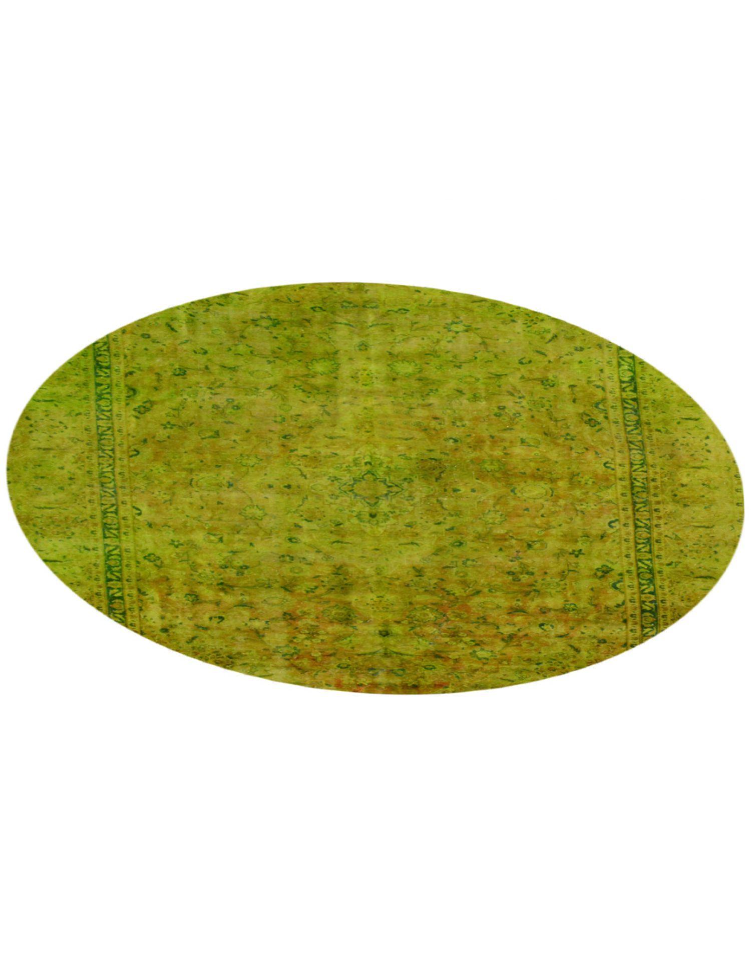 Tappeto Vintage  verde <br/>263 x 263 cm