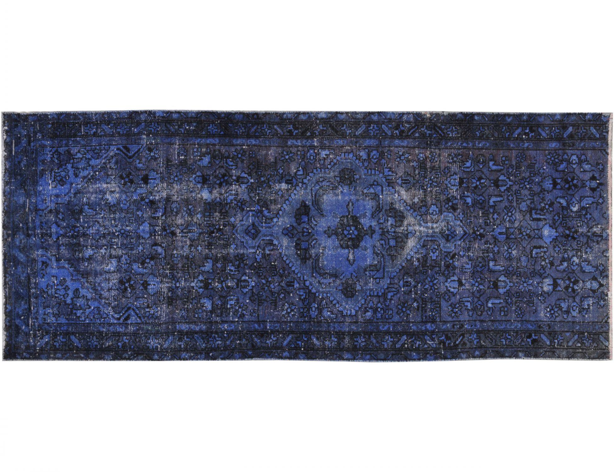Tapis Vintage  bleu <br/>237 x 86 cm
