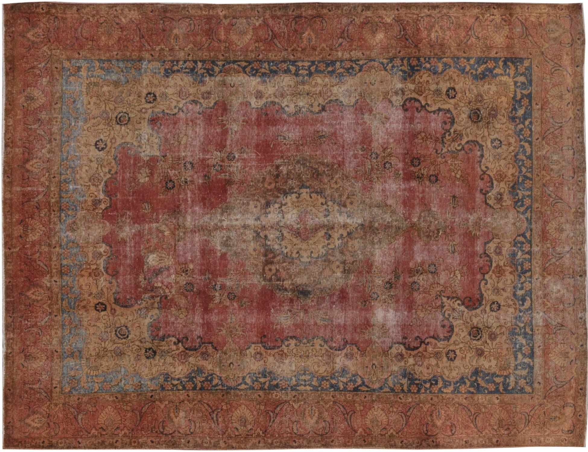 Tappeto Vintage  arancia <br/>387 x 276 cm
