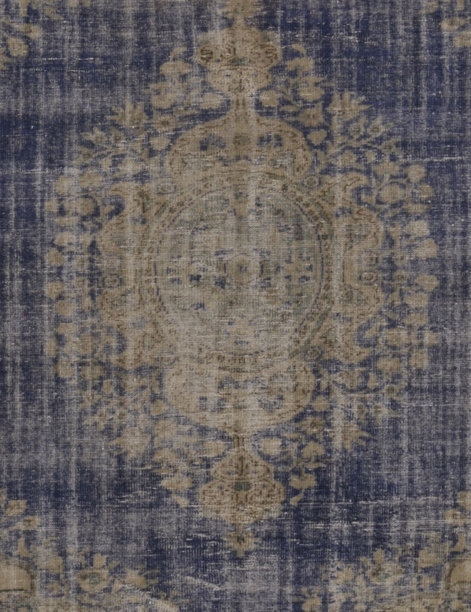 Tappeto Vintage  blu <br/>300 x 195 cm