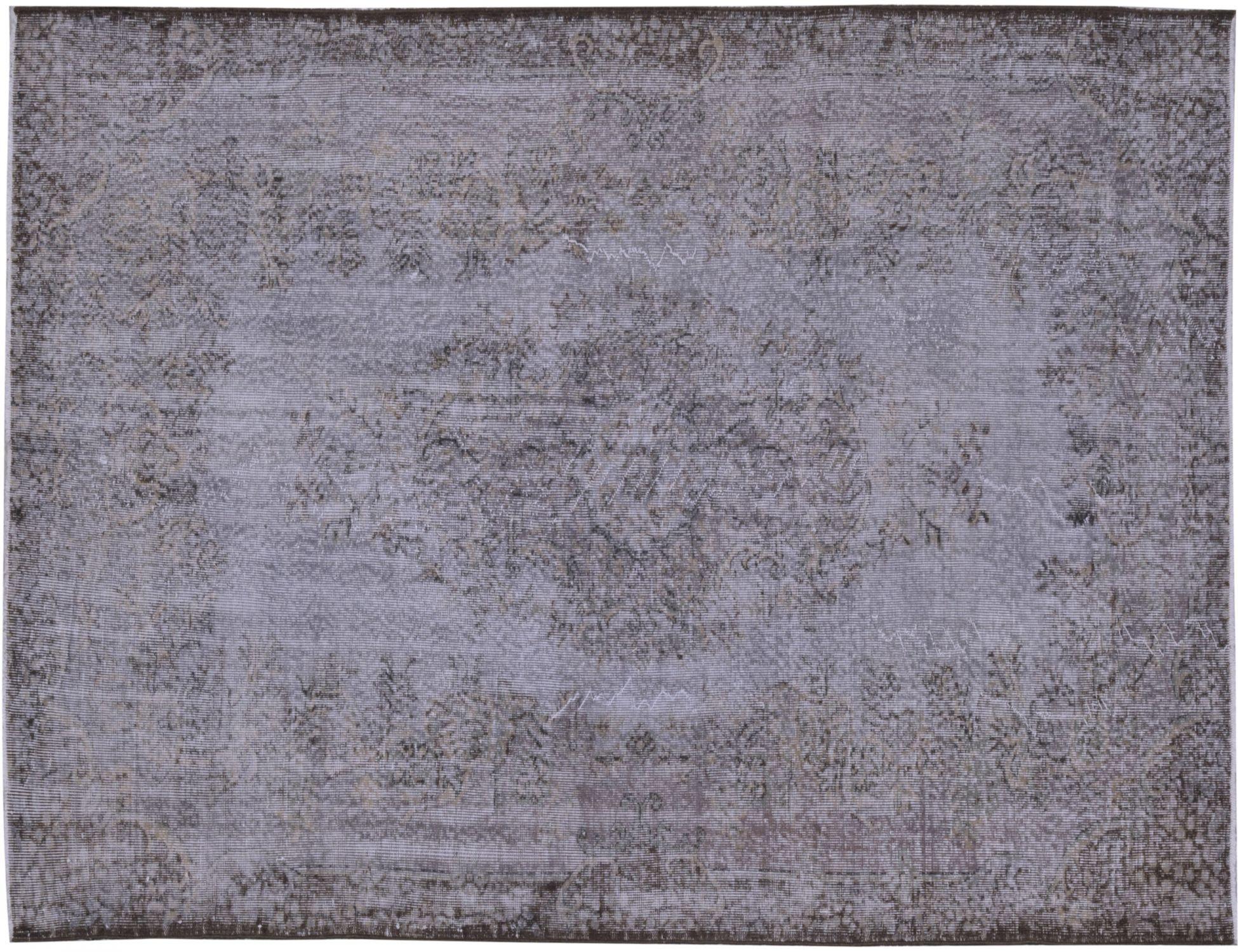 Tappeto Vintage  grigo <br/>274 x 177 cm