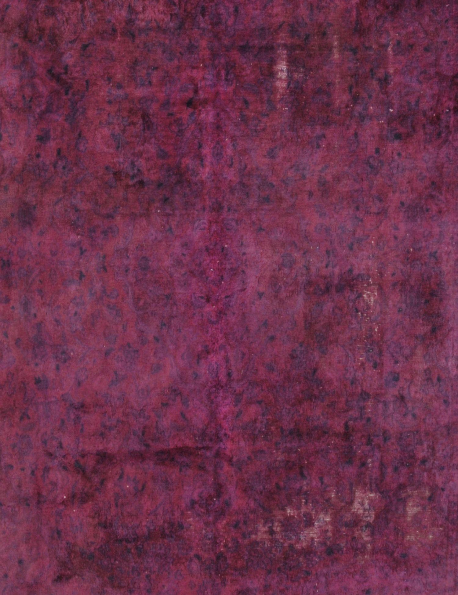 Tappeto Vintage  viola <br/>388 x 274 cm