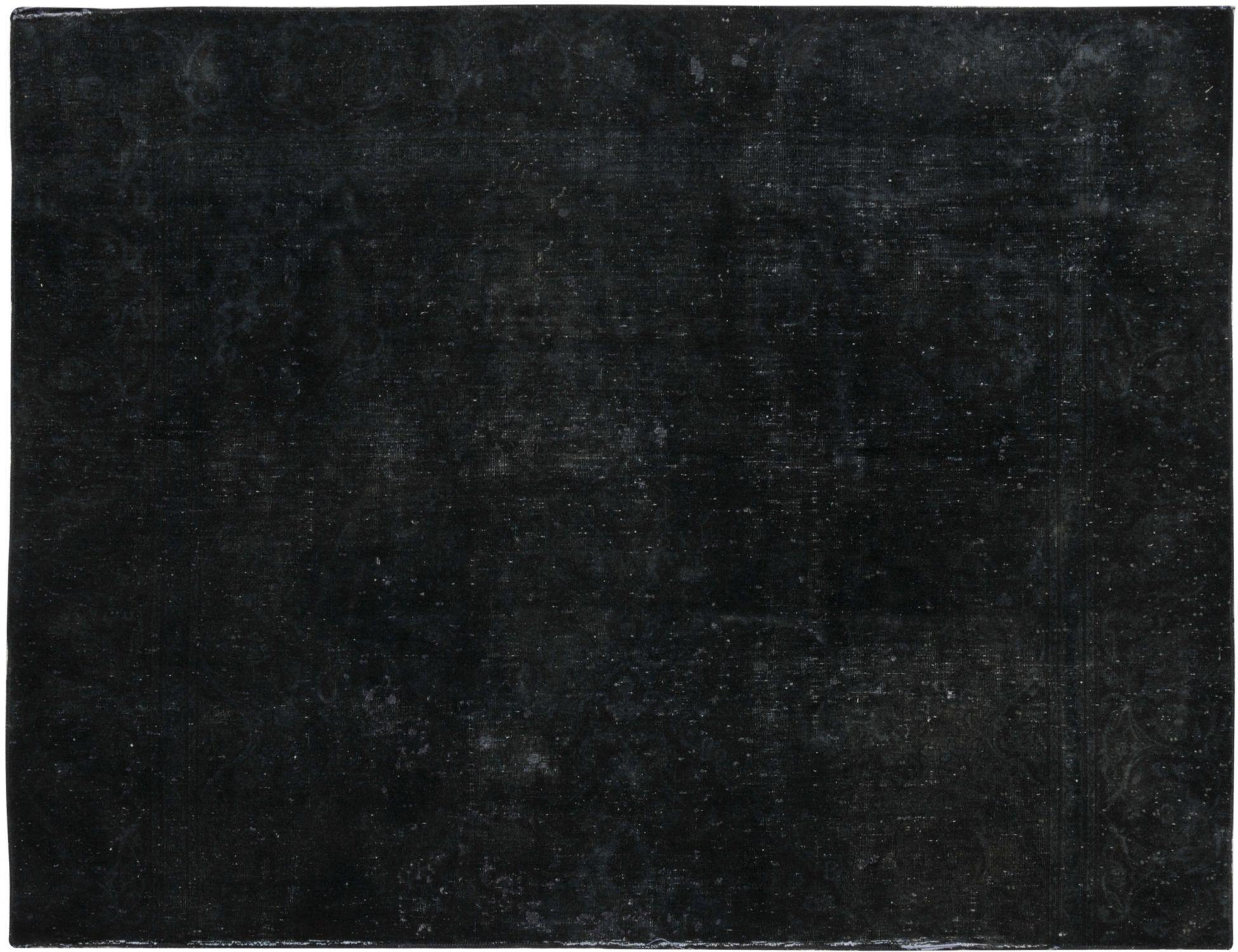 Tappeto Vintage  nero <br/>248 x 177 cm