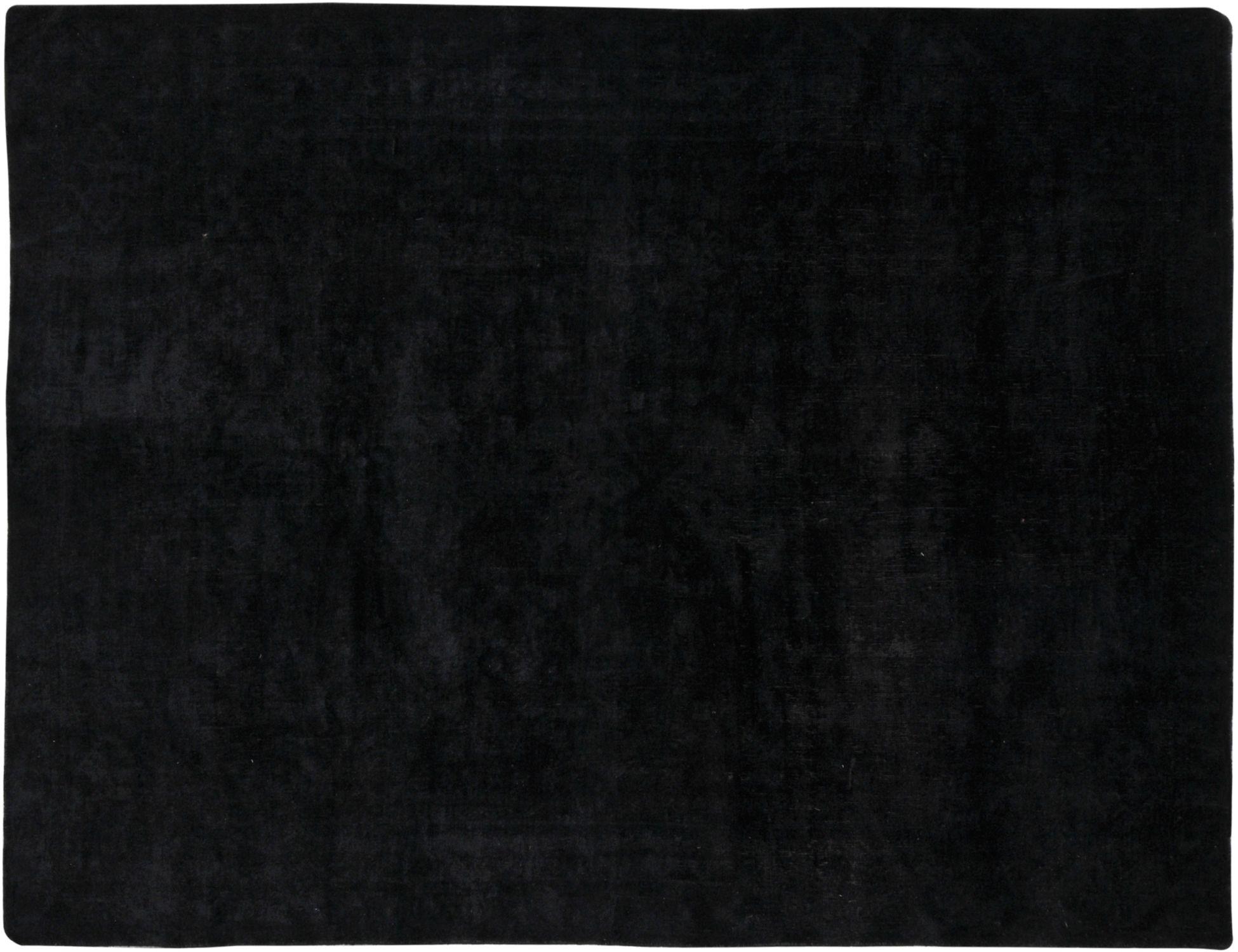 Tappeto Vintage  nero <br/>309 x 225 cm