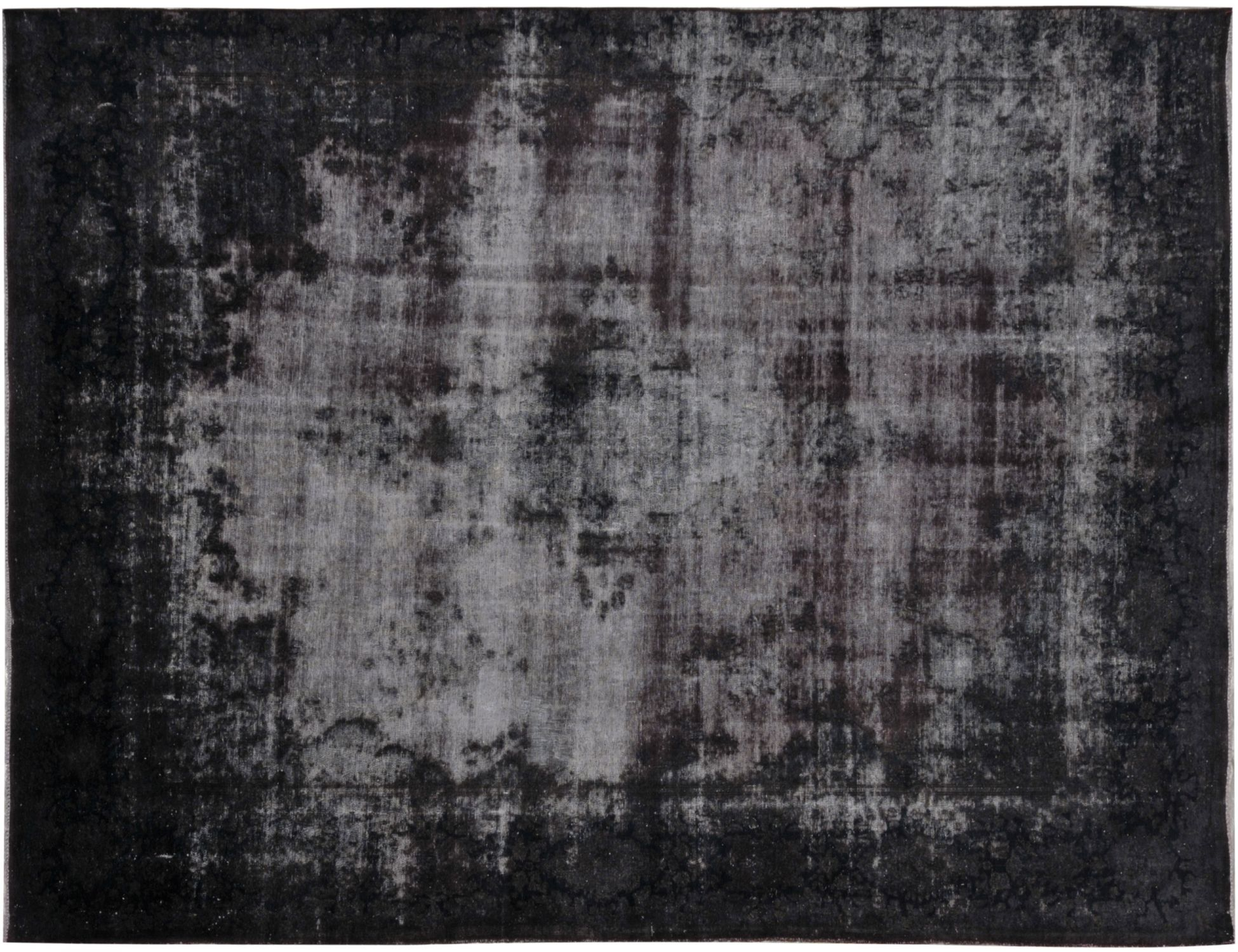 Tappeto Vintage  nero <br/>412 x 260 cm