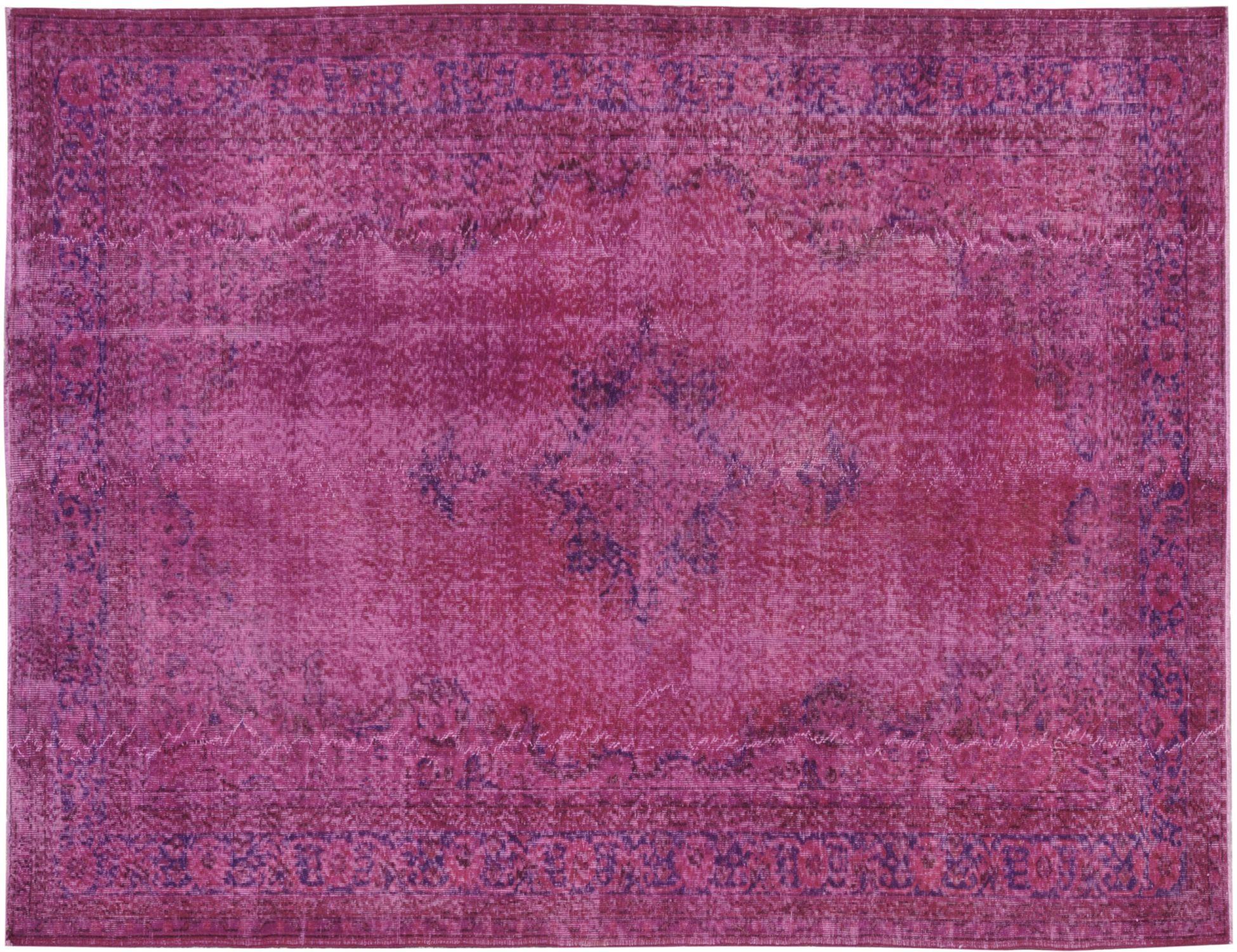 Vintage Tapis  violet <br/>300 x 214 cm
