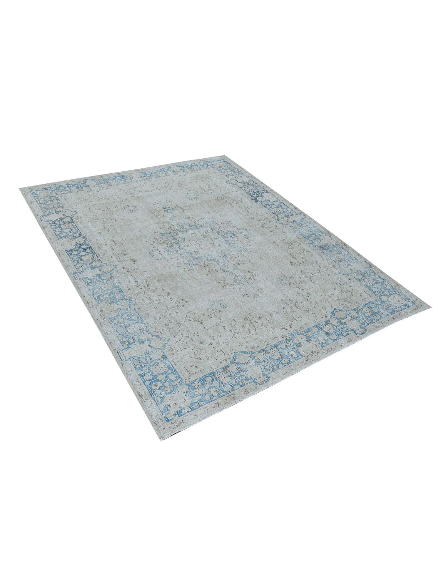 Retro Perserteppich  blau <br/>361 x 276 cm
