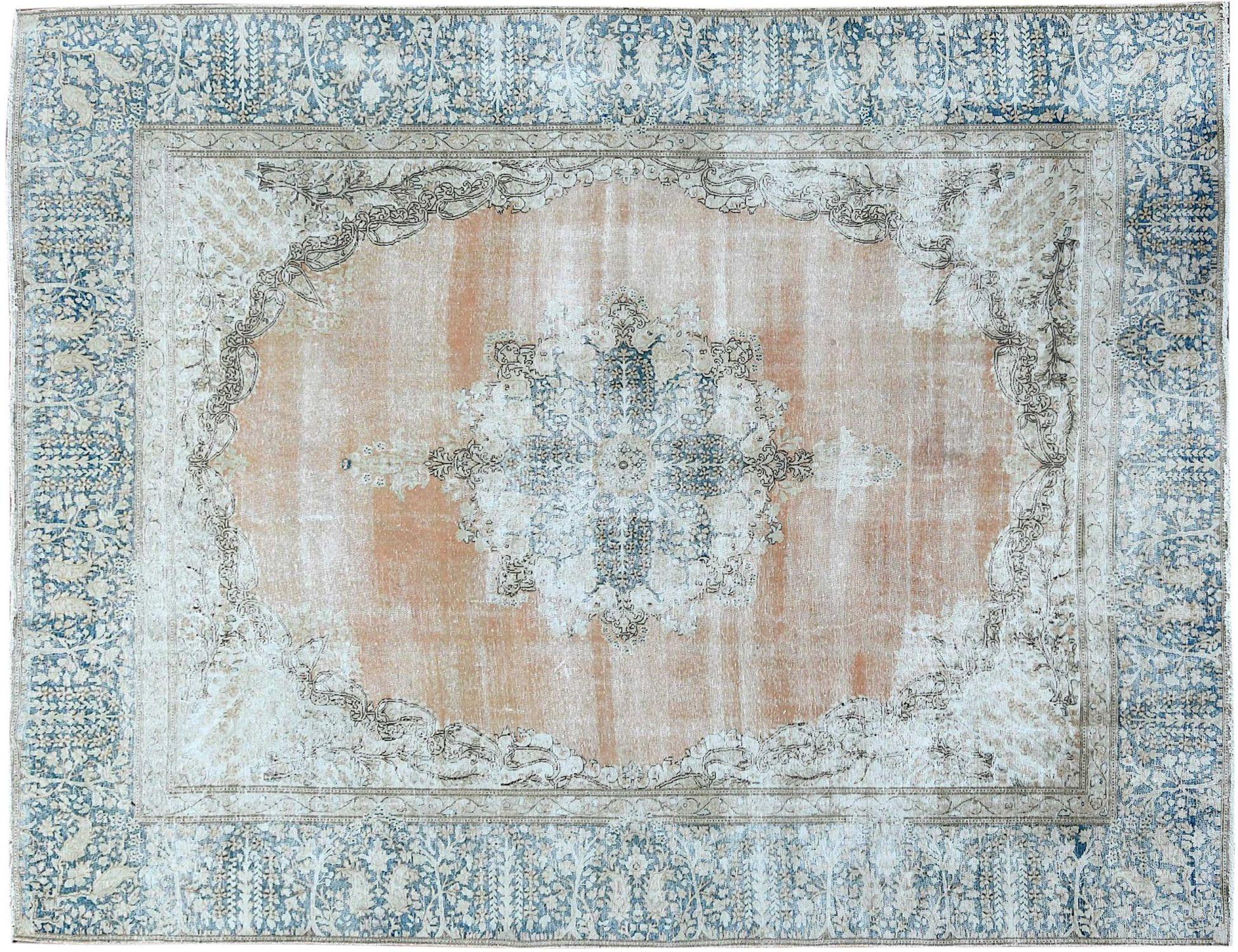 Retro Perserteppich  braun <br/>359 x 285 cm