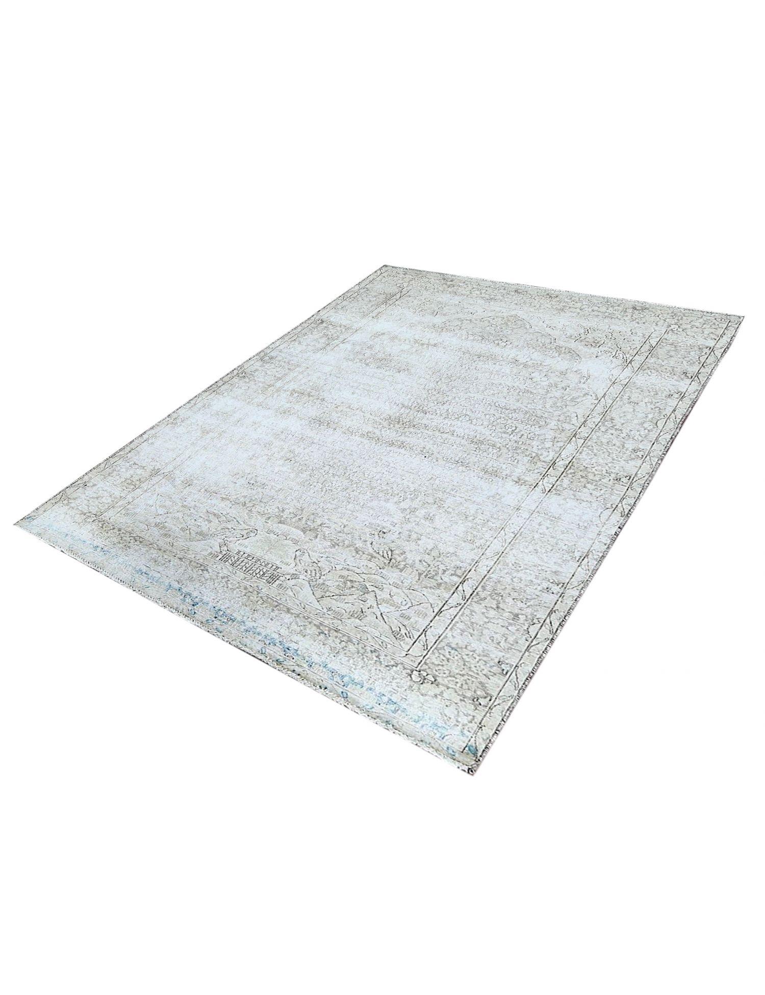 Retro Perserteppich  beige <br/>233 x 147 cm
