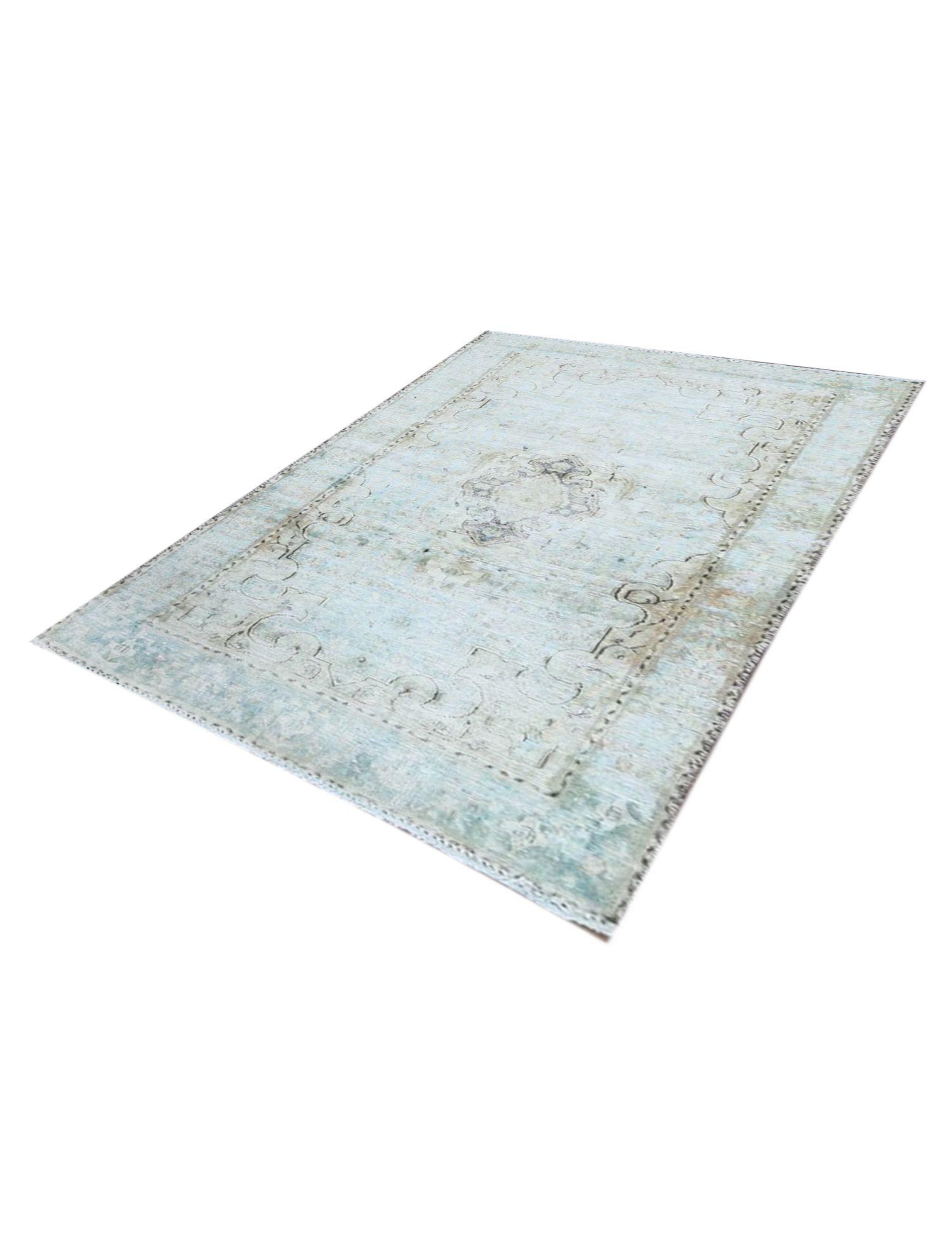 Retro Perserteppich  beige <br/>141 x 81 cm