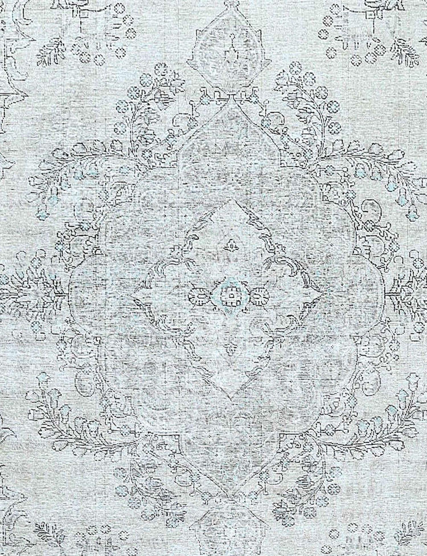 Retro Perserteppich  beige <br/>388 x 286 cm