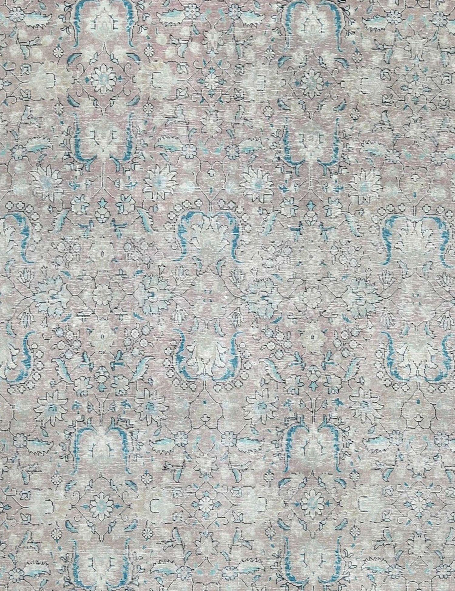 Retro Perserteppich  braun <br/>377 x 291 cm