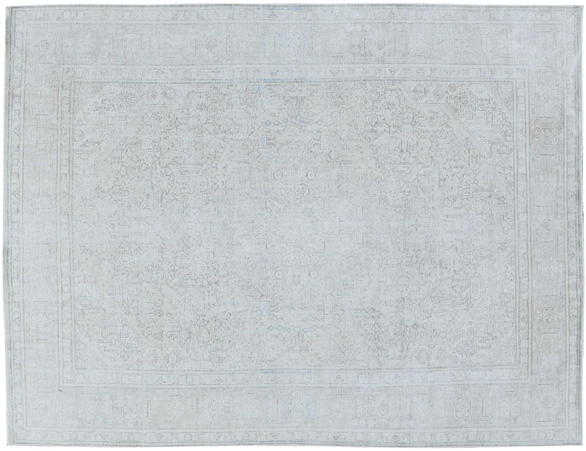 Retro Perserteppich  beige <br/>381 x 292 cm
