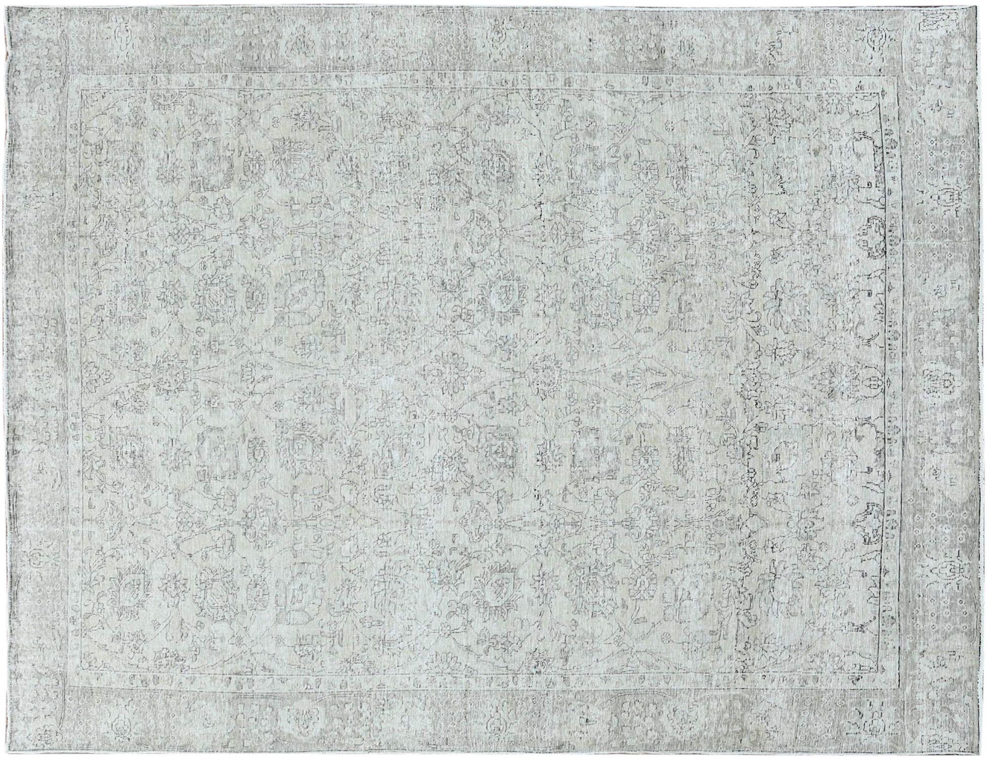 Retro Perserteppich  beige <br/>364 x 276 cm