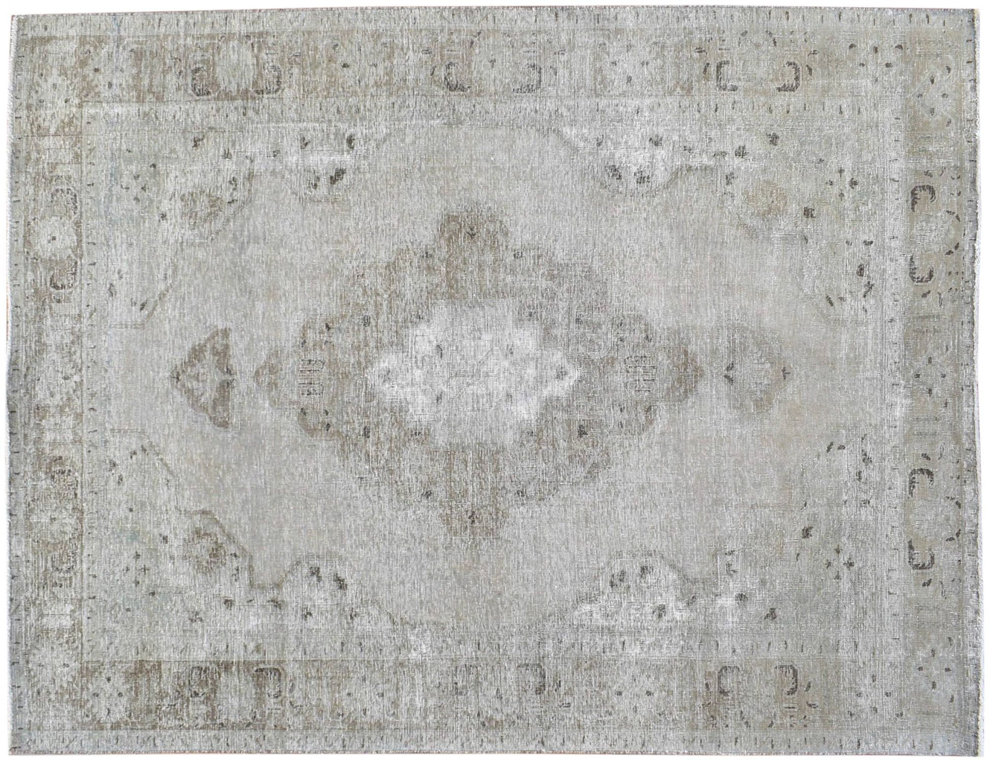 Tappeto Vintage  grigo <br/>298 x 191 cm