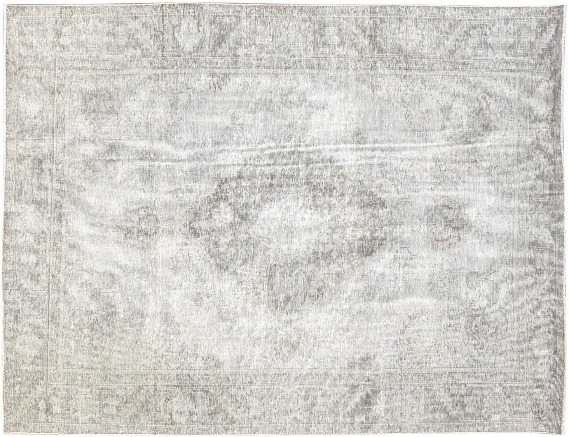 Vintage Teppich  grau <br/>278 x 191 cm