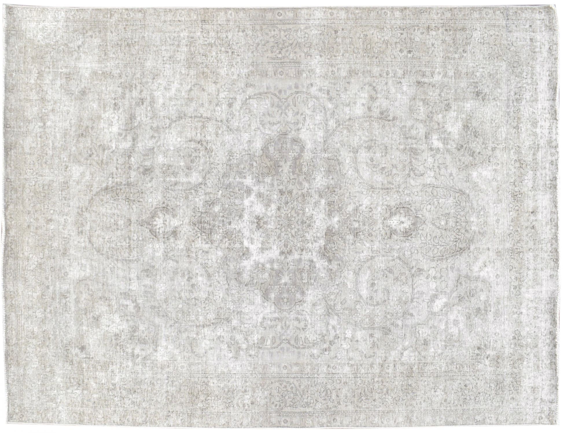 Vintage Teppich  grau <br/>297 x 201 cm