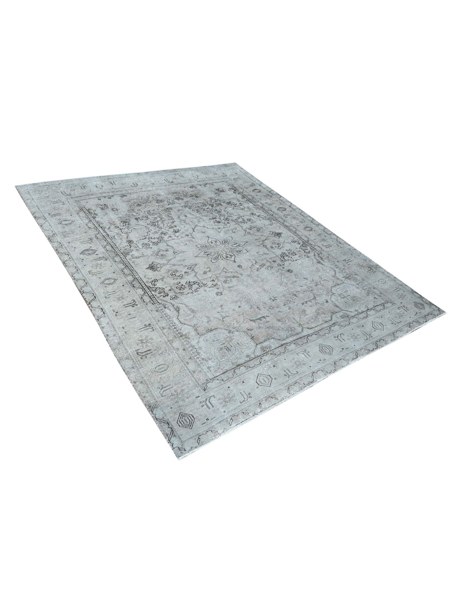 Vintage Teppich  grau <br/>281 x 224 cm