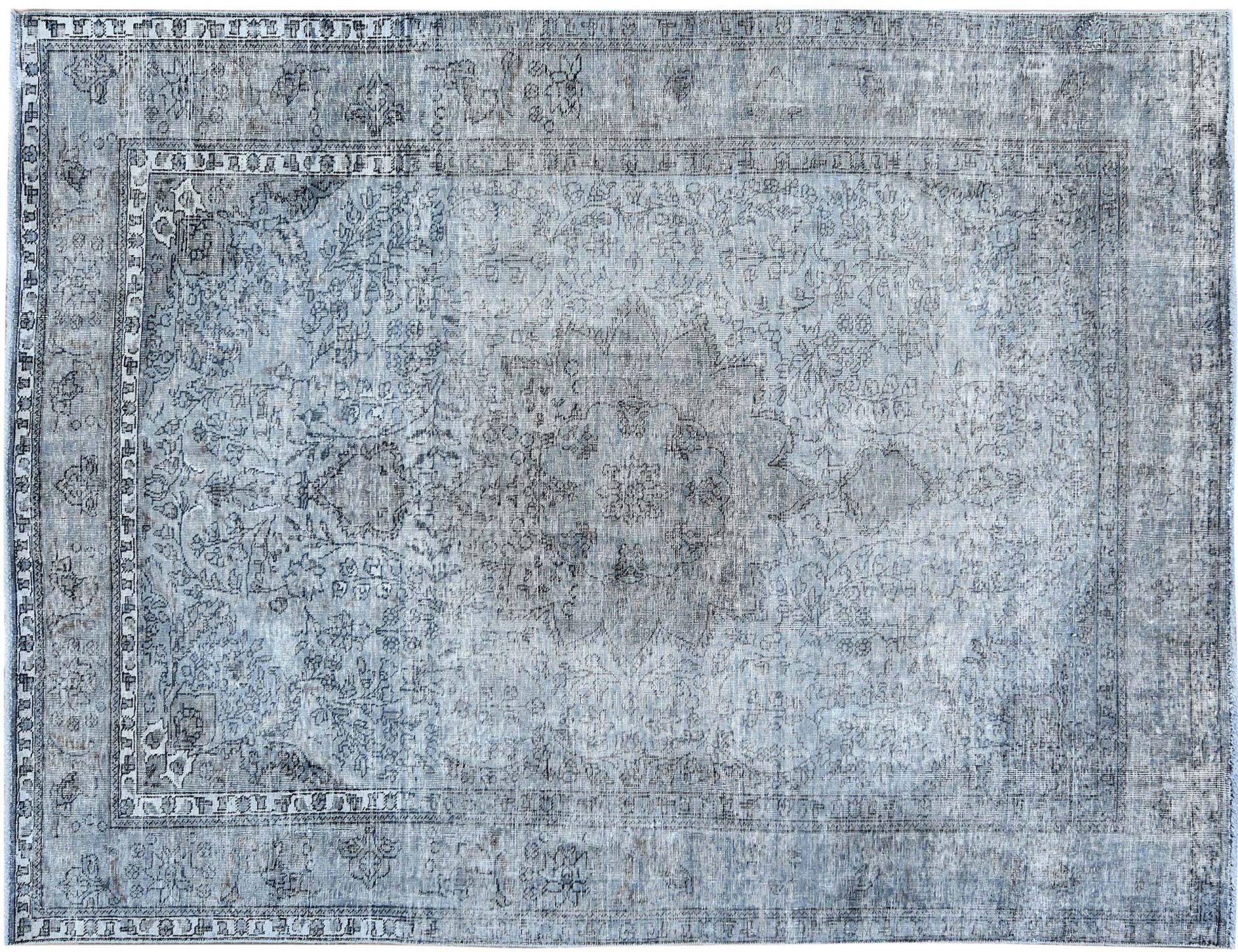 Vintage Teppich  blau <br/>297 x 205 cm