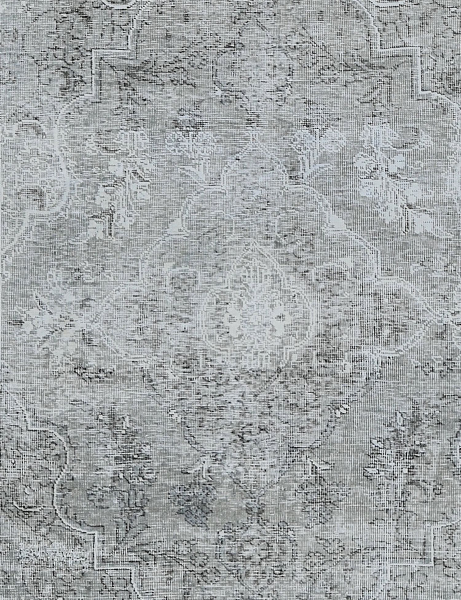 Tappeto Vintage  grigo <br/>191 x 141 cm
