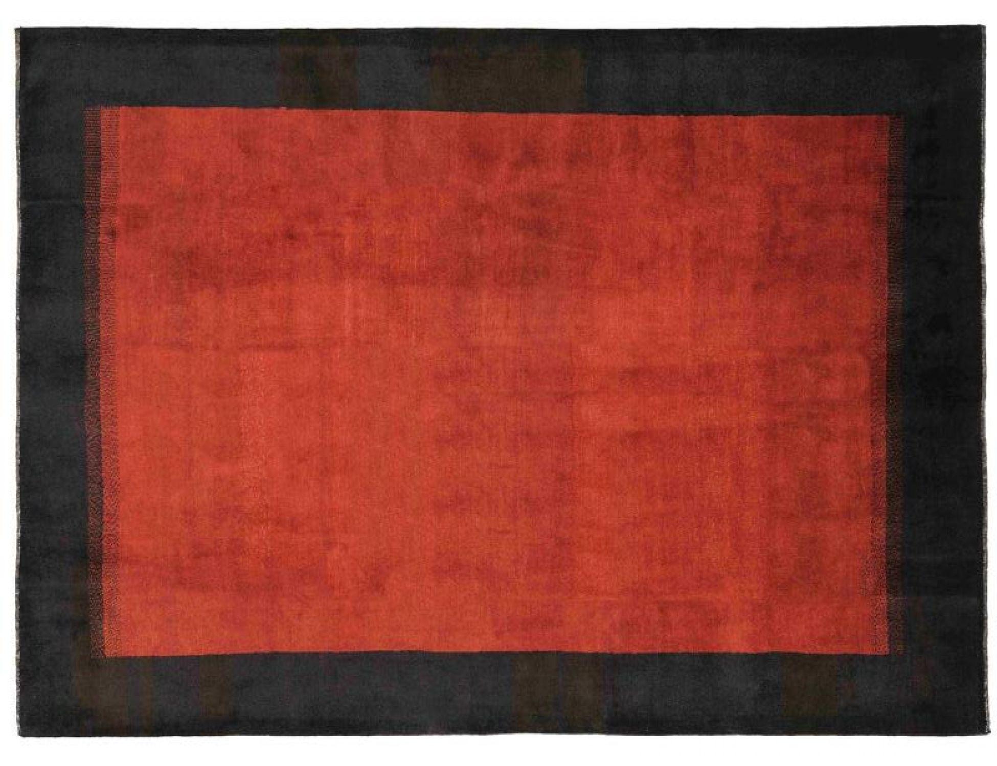 Perser Gabbeh  schwarz <br/>291 x 226 cm