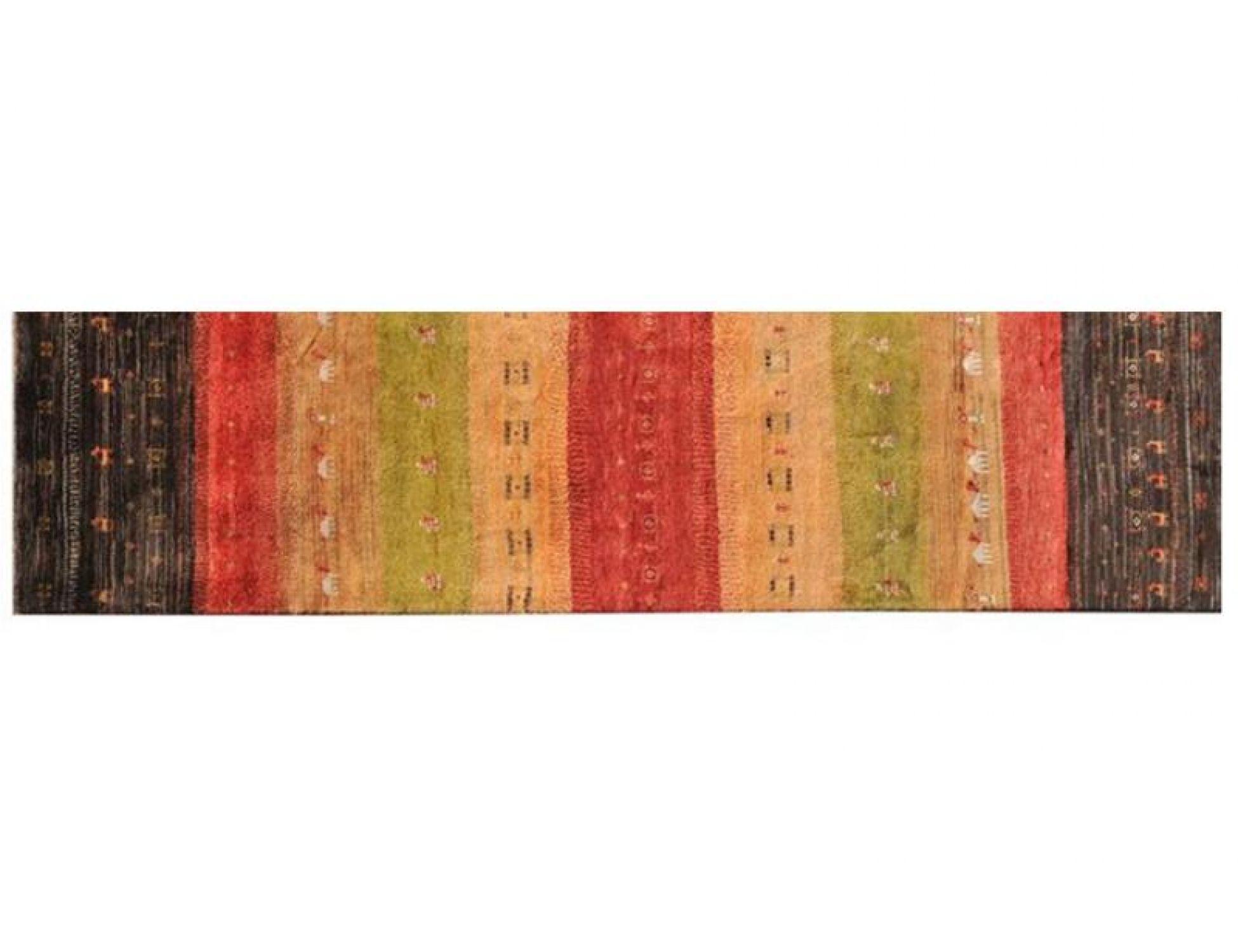 Moderne Teppiche  gelb <br/>334 x 90 cm