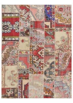 Patchwork Carpet 299 X 199