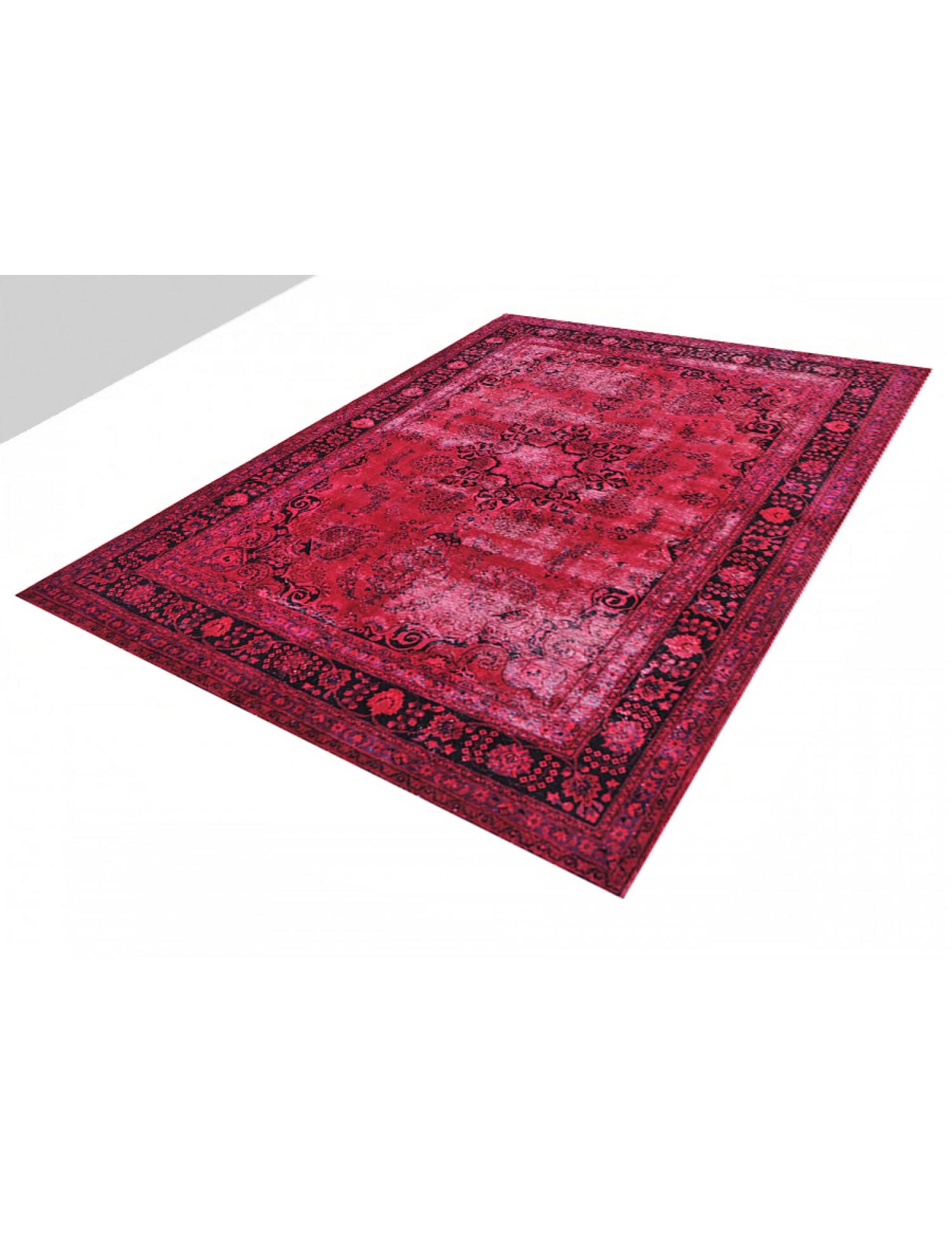 Vintage Teppich  rot <br/>372 x 290 cm