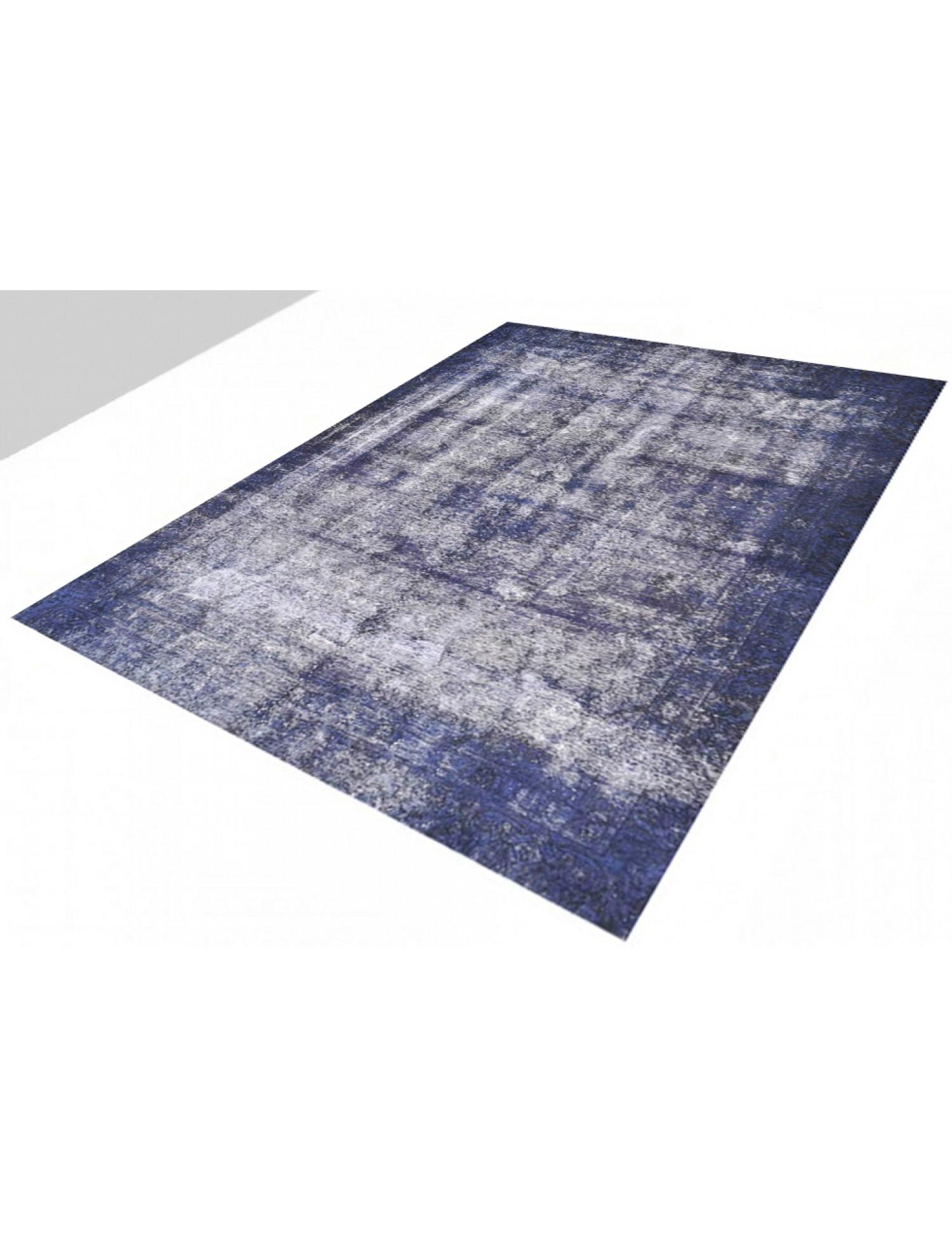 Tappeto Vintage  blu <br/>351 x 250 cm