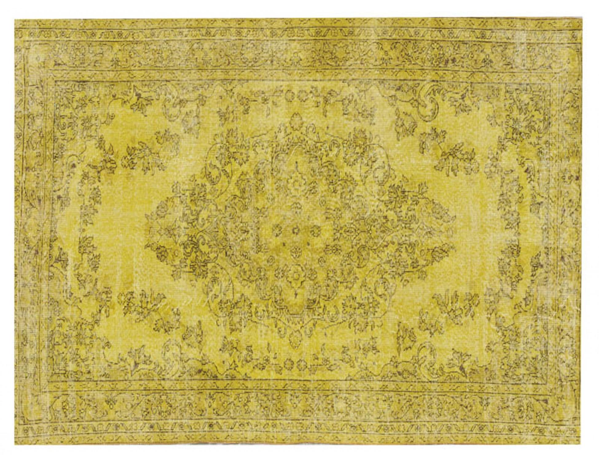 Vintage Teppich  gelb <br/>268 x 173 cm