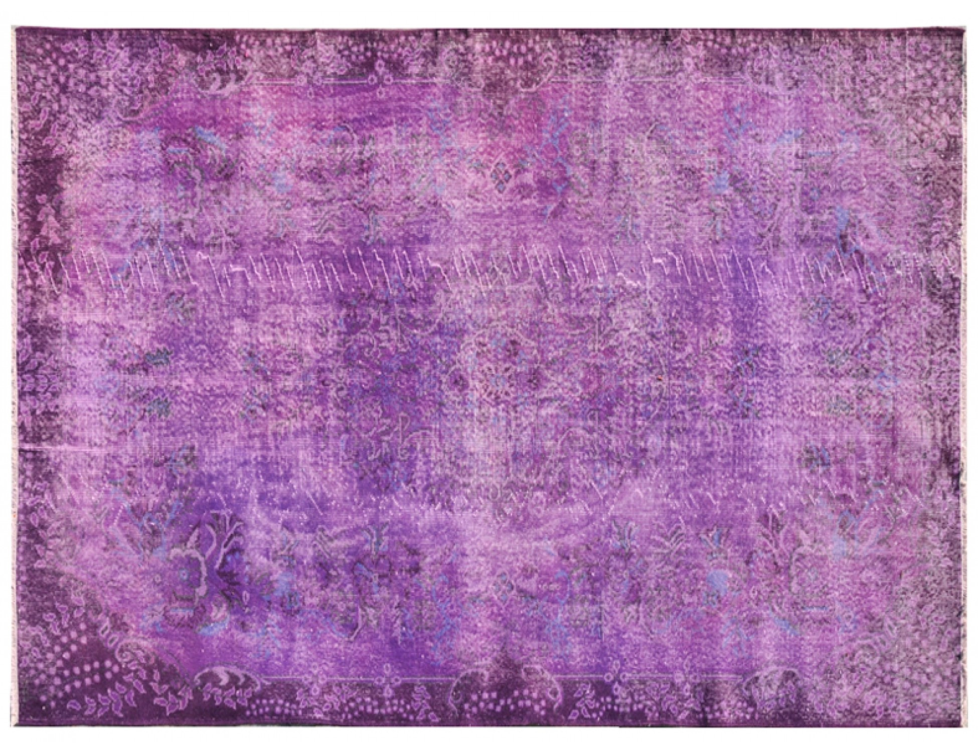 Vintage Teppic  lila <br/>267 x 173 cm