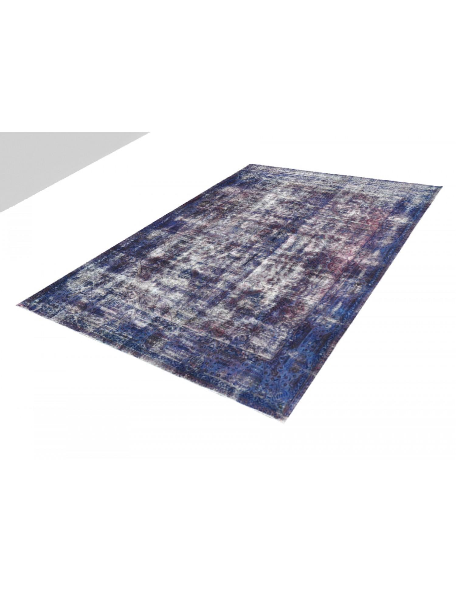 Tappeto Vintage  blu <br/>386 x 280 cm
