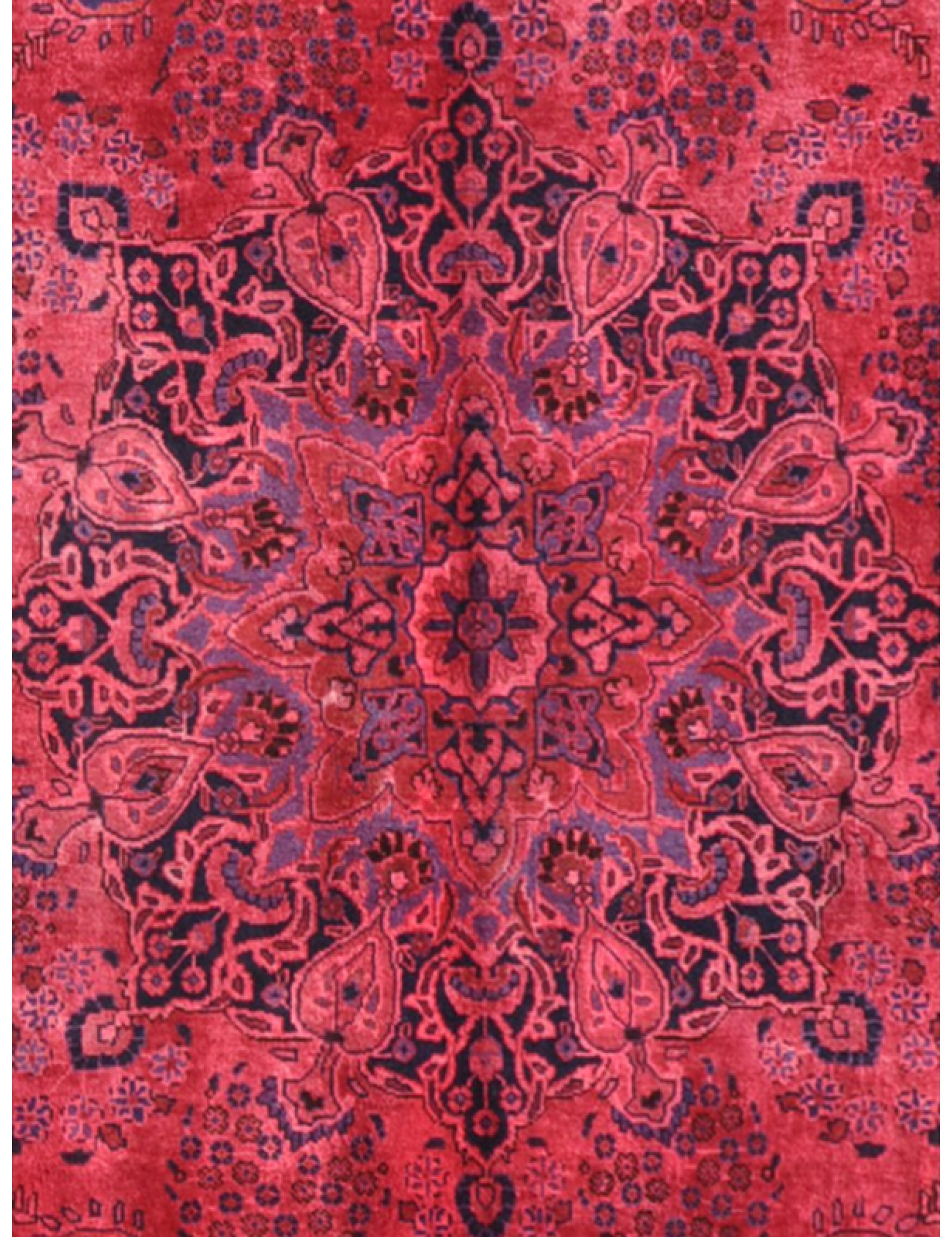 Tappeto Vintage  rossio <br/>376 x 279 cm