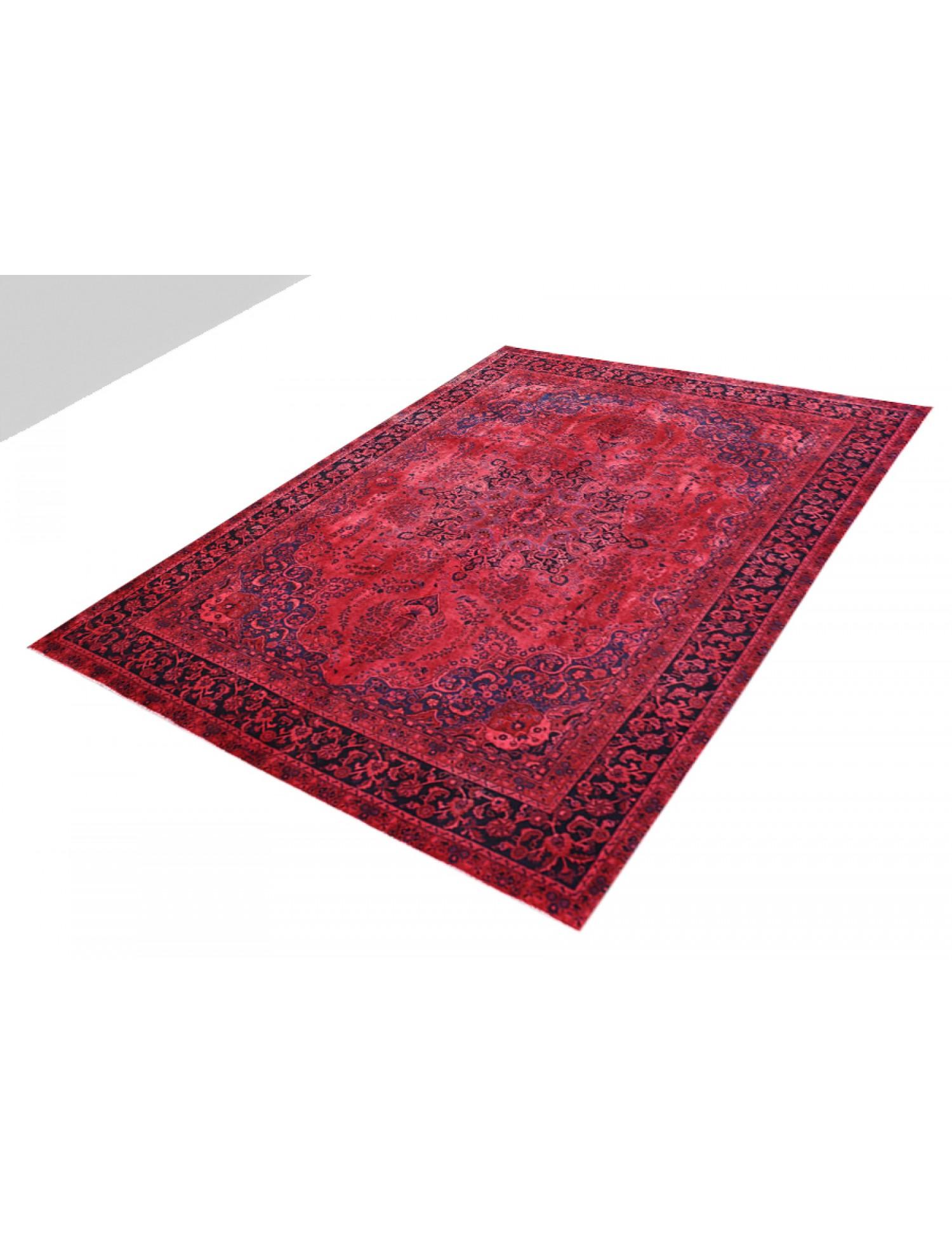 Vintage Teppich  rot <br/>376 x 279 cm