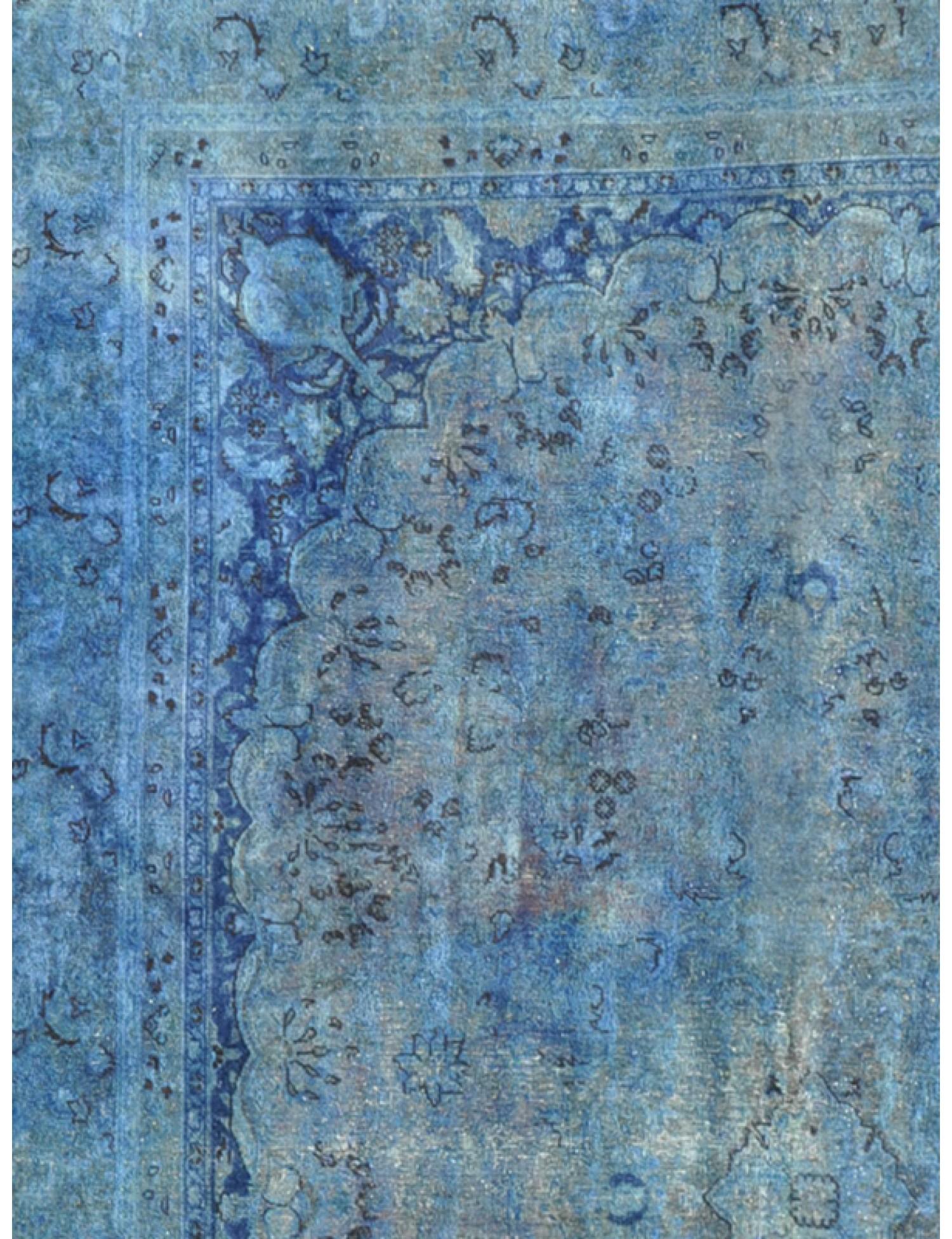 Tappeto Vintage  blu <br/>346 x 290 cm