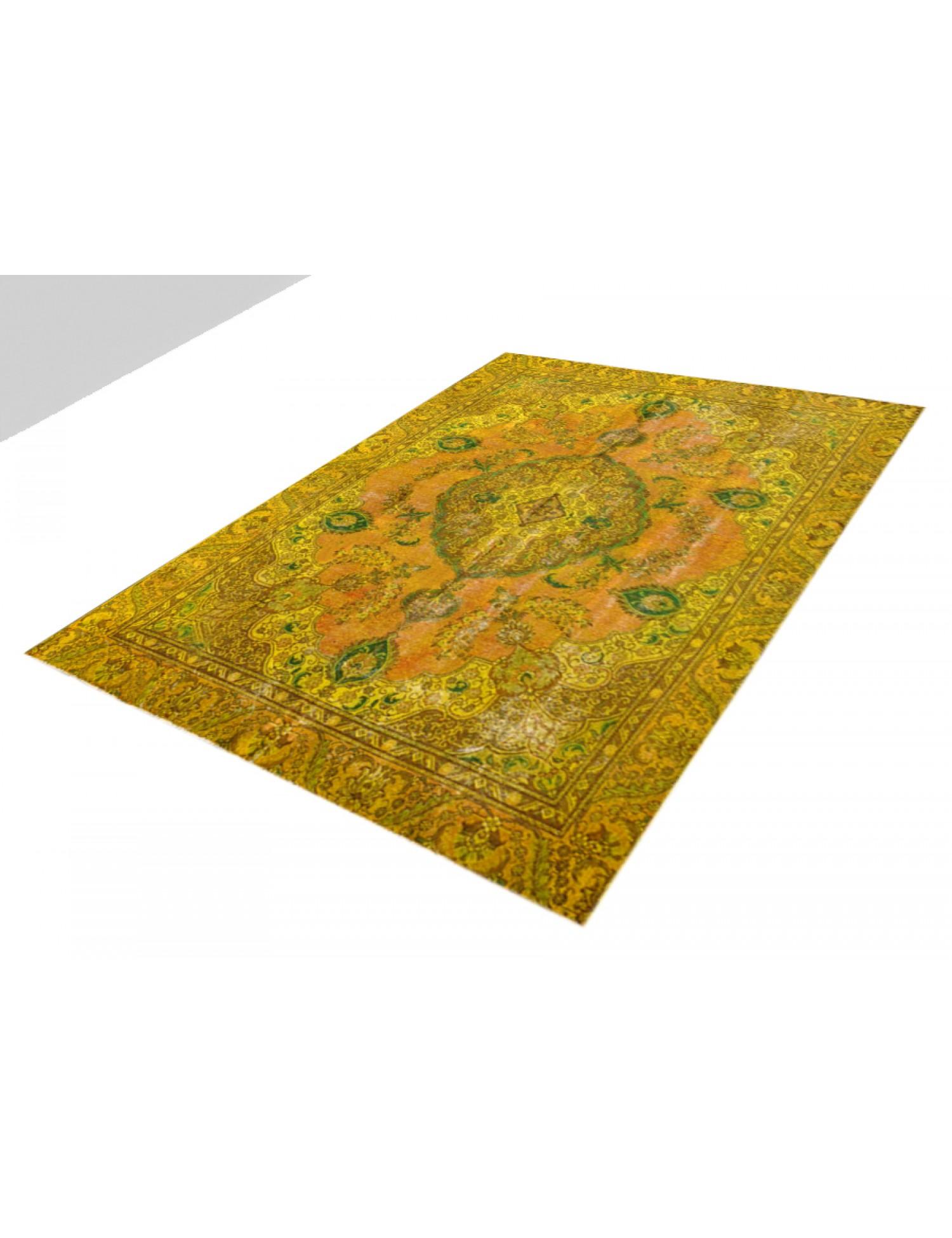 Vintage Teppich  gelb <br/>363 x 276 cm