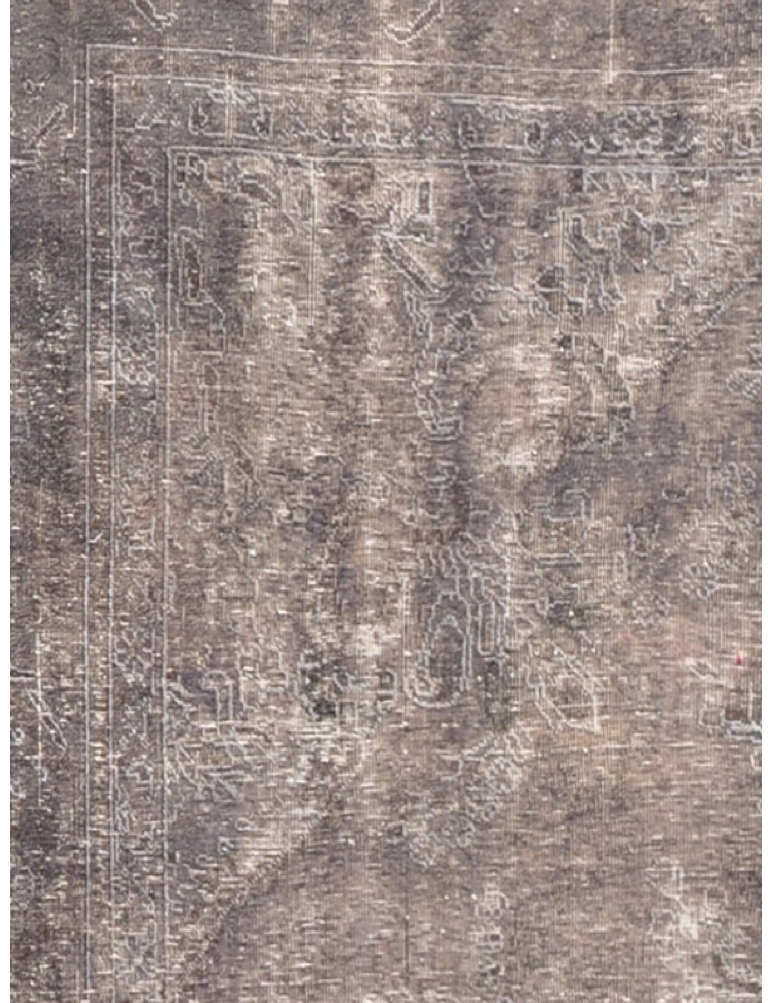 Tappeto Vintage  grigo <br/>364 x 287 cm
