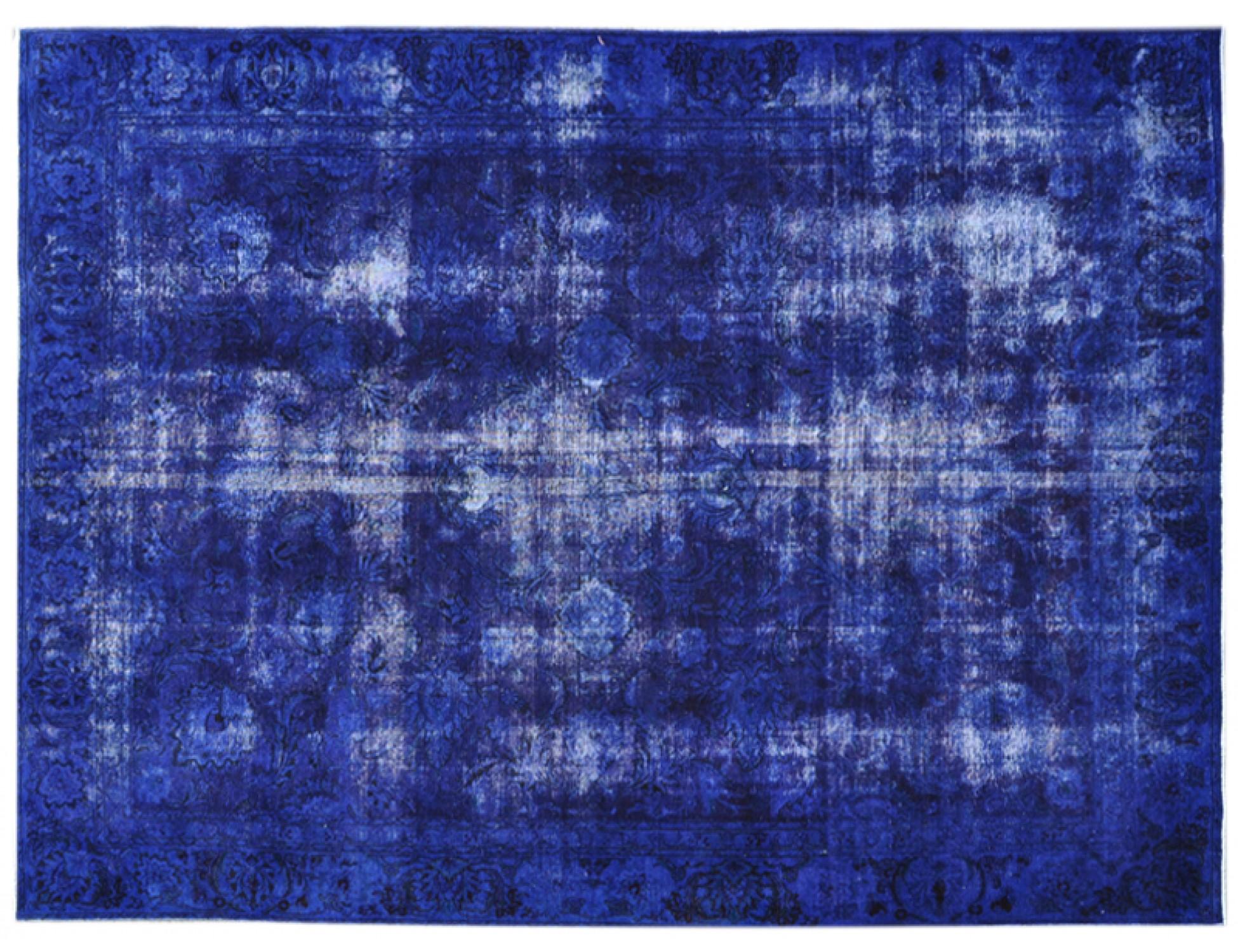 Tappeto Vintage  blu <br/>366 x 267 cm
