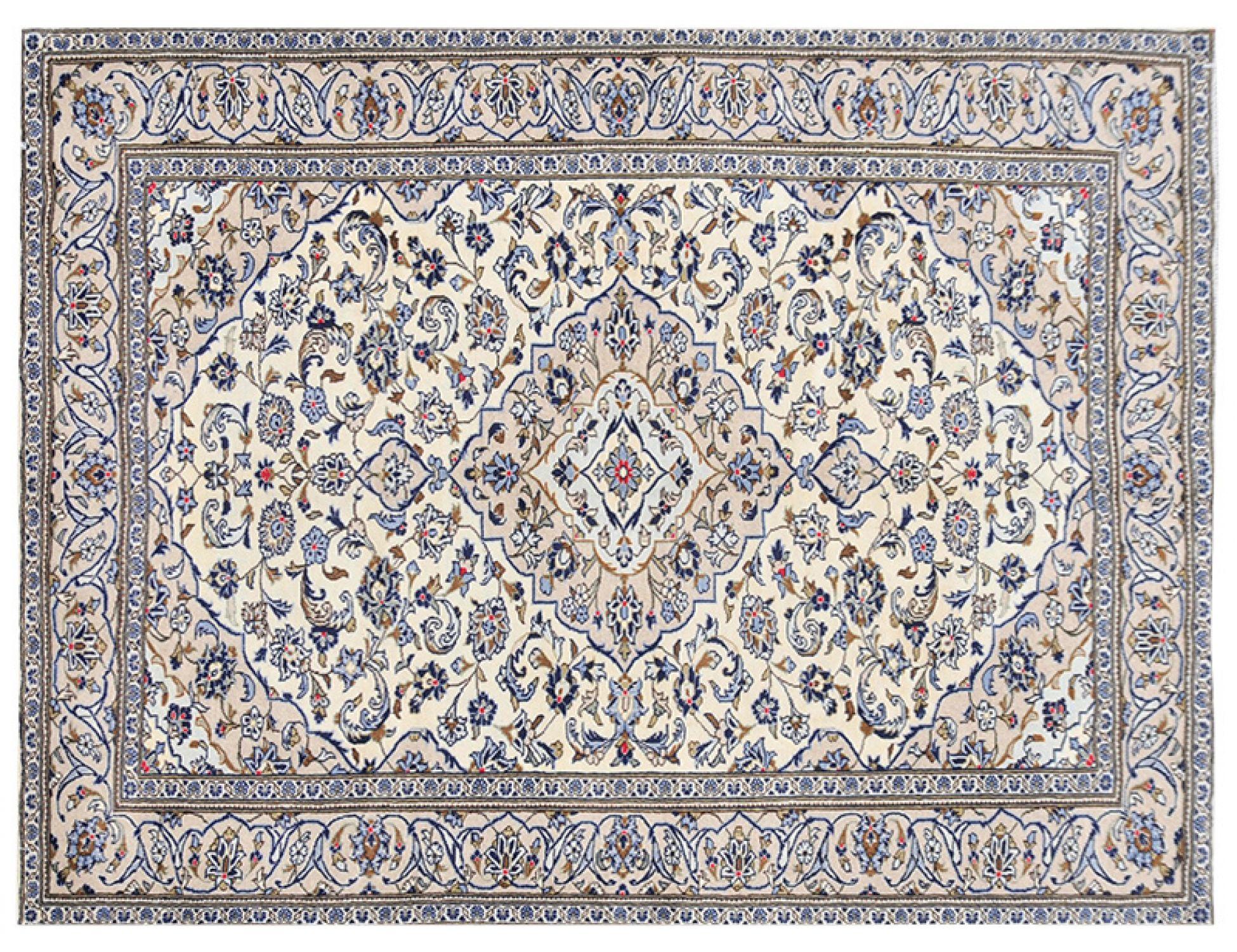 Tappeto persiano  blu <br/>307 x 193 cm