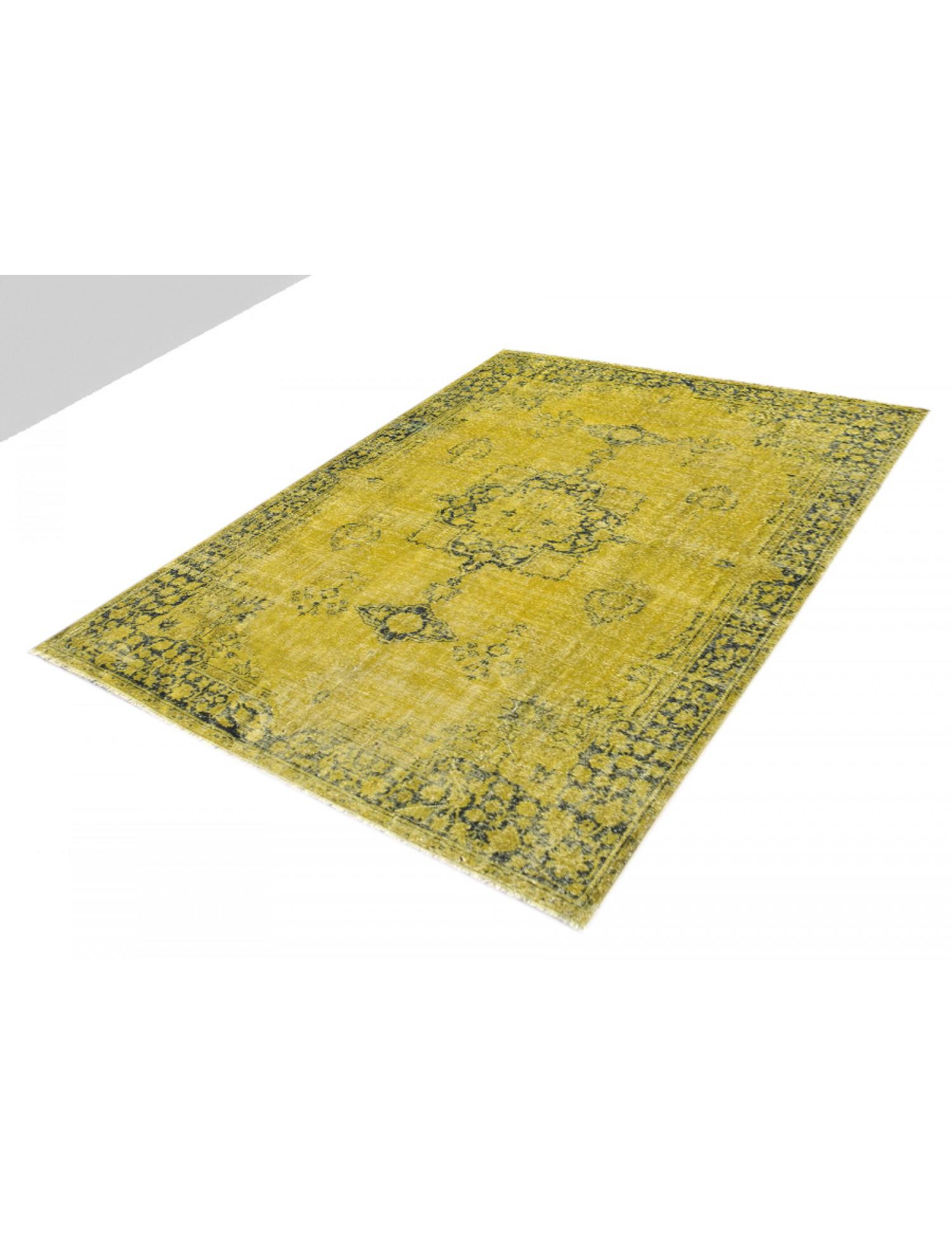 Vintage Teppich  gelb <br/>302 x 225 cm